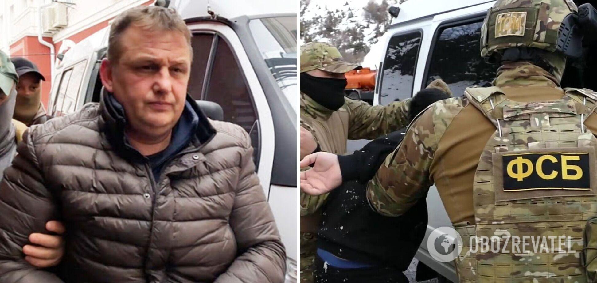 В машину Есипенко подбросили гранату
