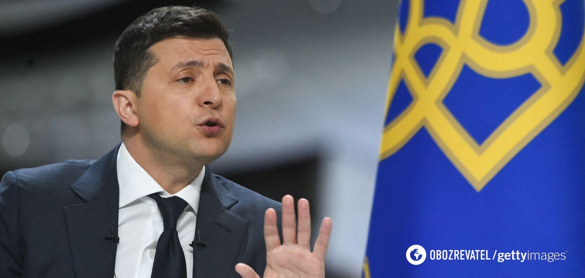 Росія позбавить Україну транзиту газу після запуску 'Північного потоку-2', – Зеленський