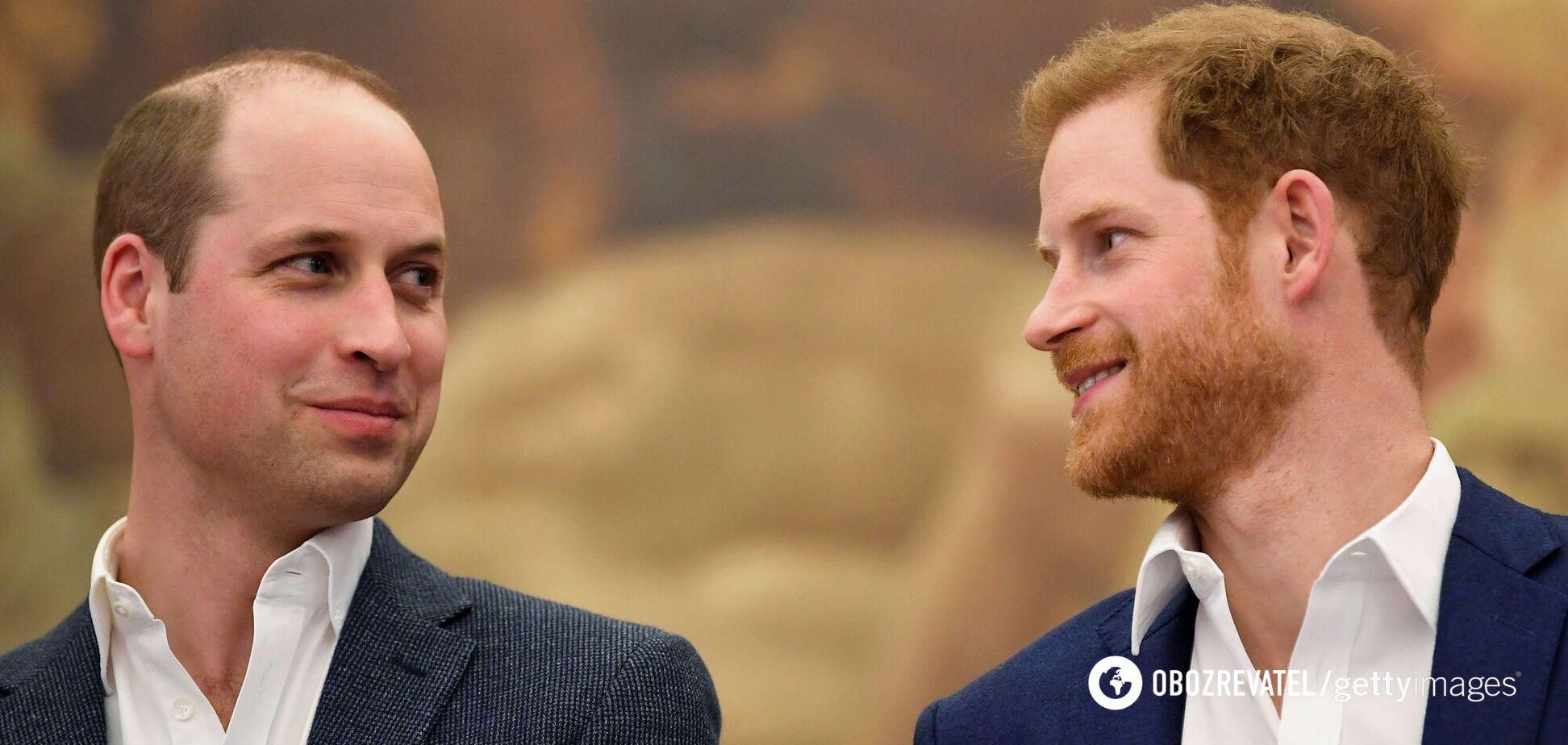 Вільям і Гаррі розкритикували BBC за скандальне інтерв'ю принцеси Діани