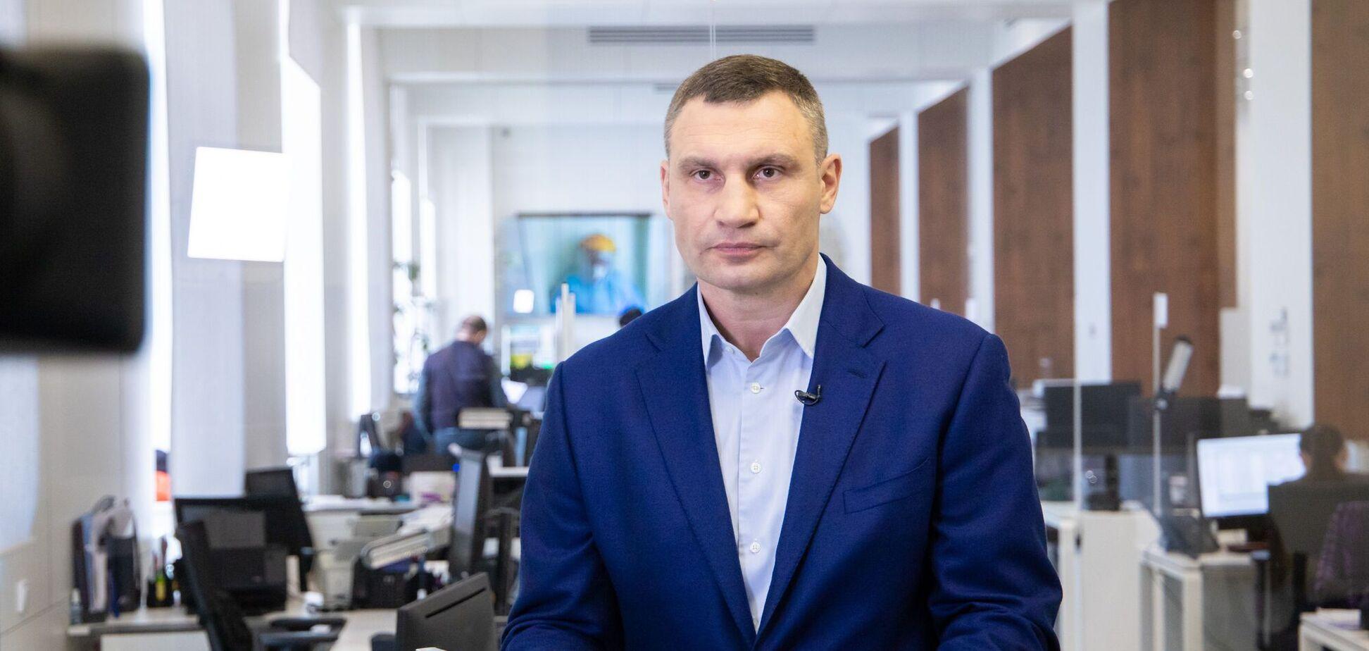 В основном вакцинировали пожилых киевлян, медиков и военных