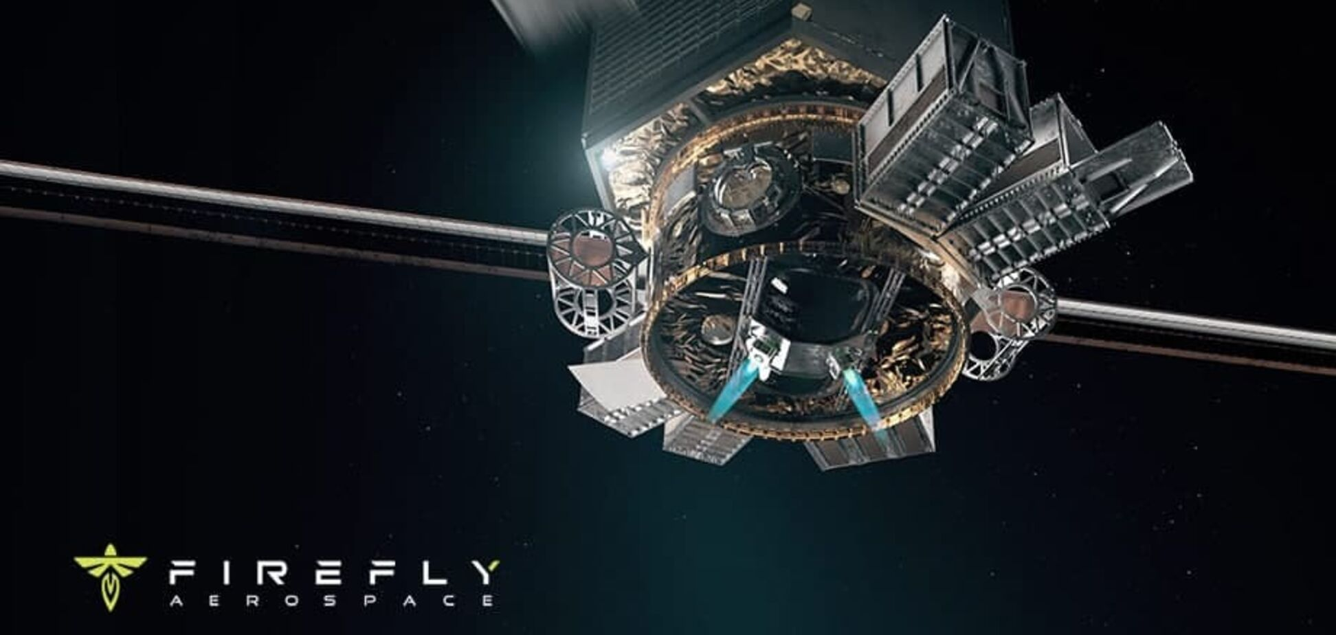 Компанія українця доставить модуль Blue Ghost до Місяця: підписано контракт зі SpaceX
