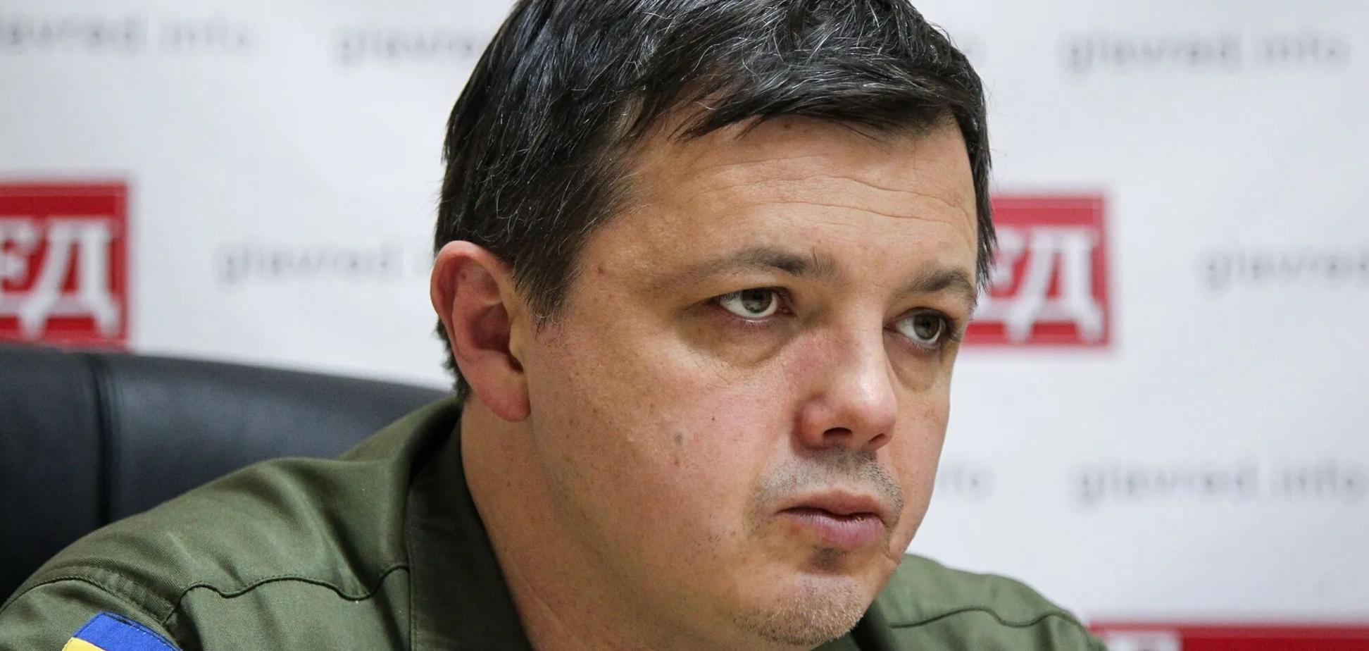Семенченко собирался обучать белорусских активистов самообороне