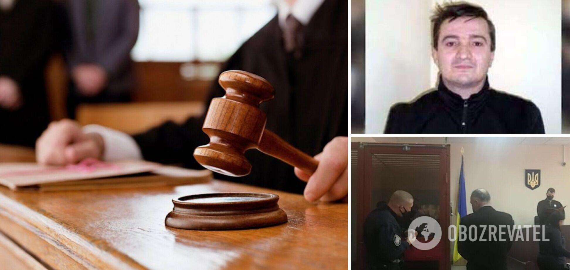 У Києві відправили за ґрати двох найвпливовіших злодіїв в законі 'Лашу Свана' та 'Умку'. Фото