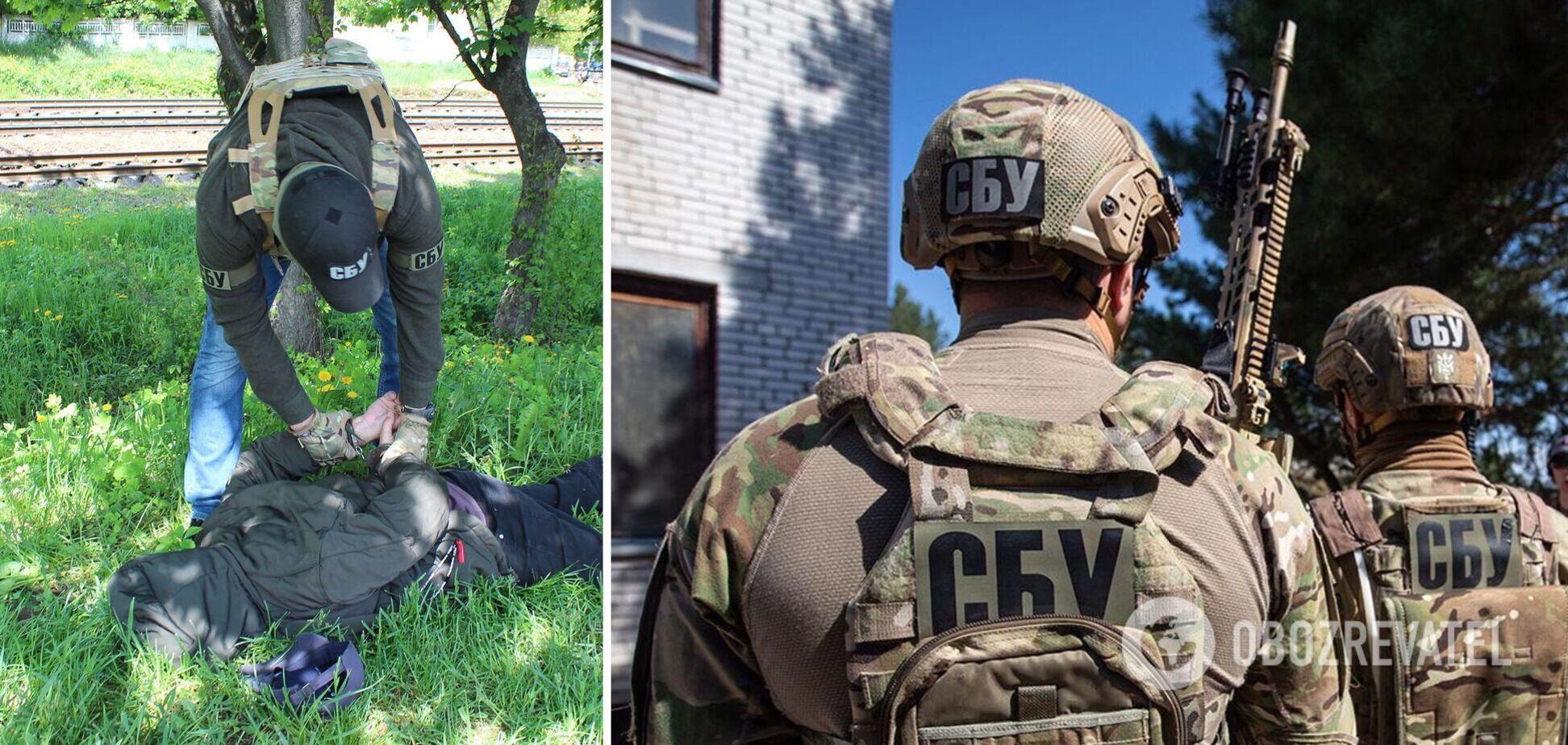 На Хмельниччині затримали агента російських спецслужб, який воював за 'ЛНР'. Фото