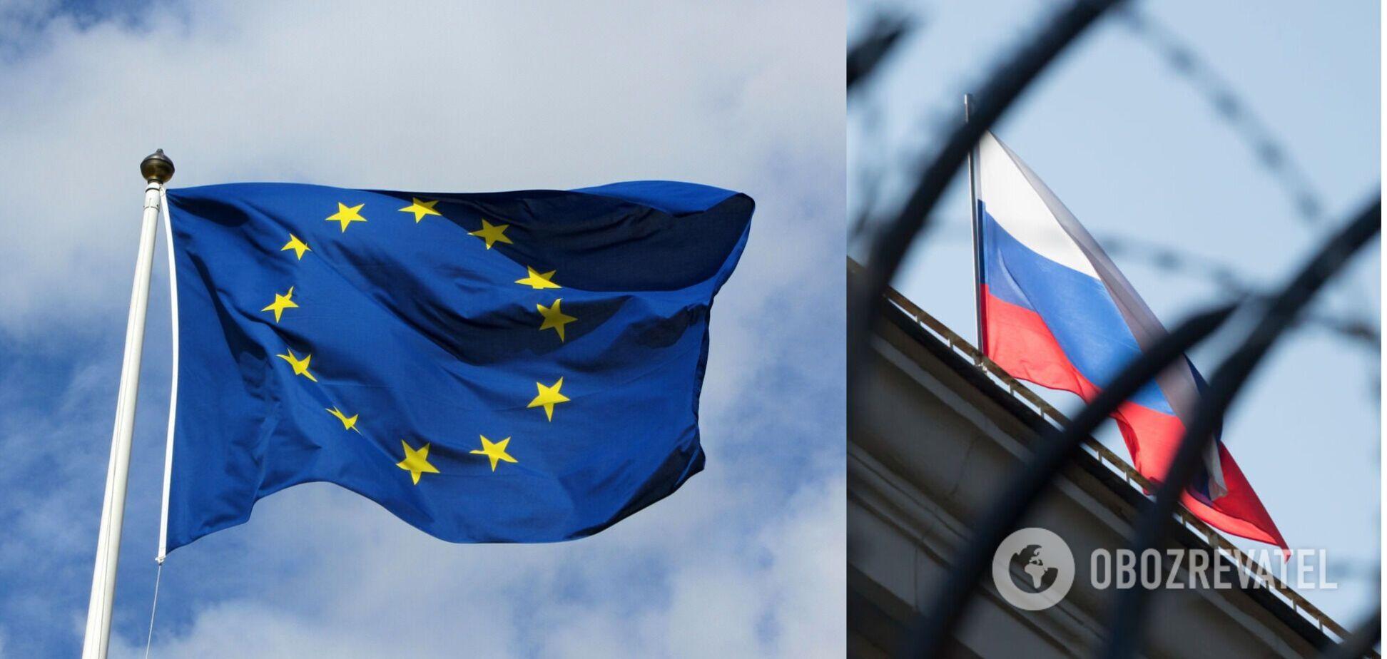 У ЄС розповіли, як вибудовуватимуть відносини з Росією: п'ять принципів незмінні