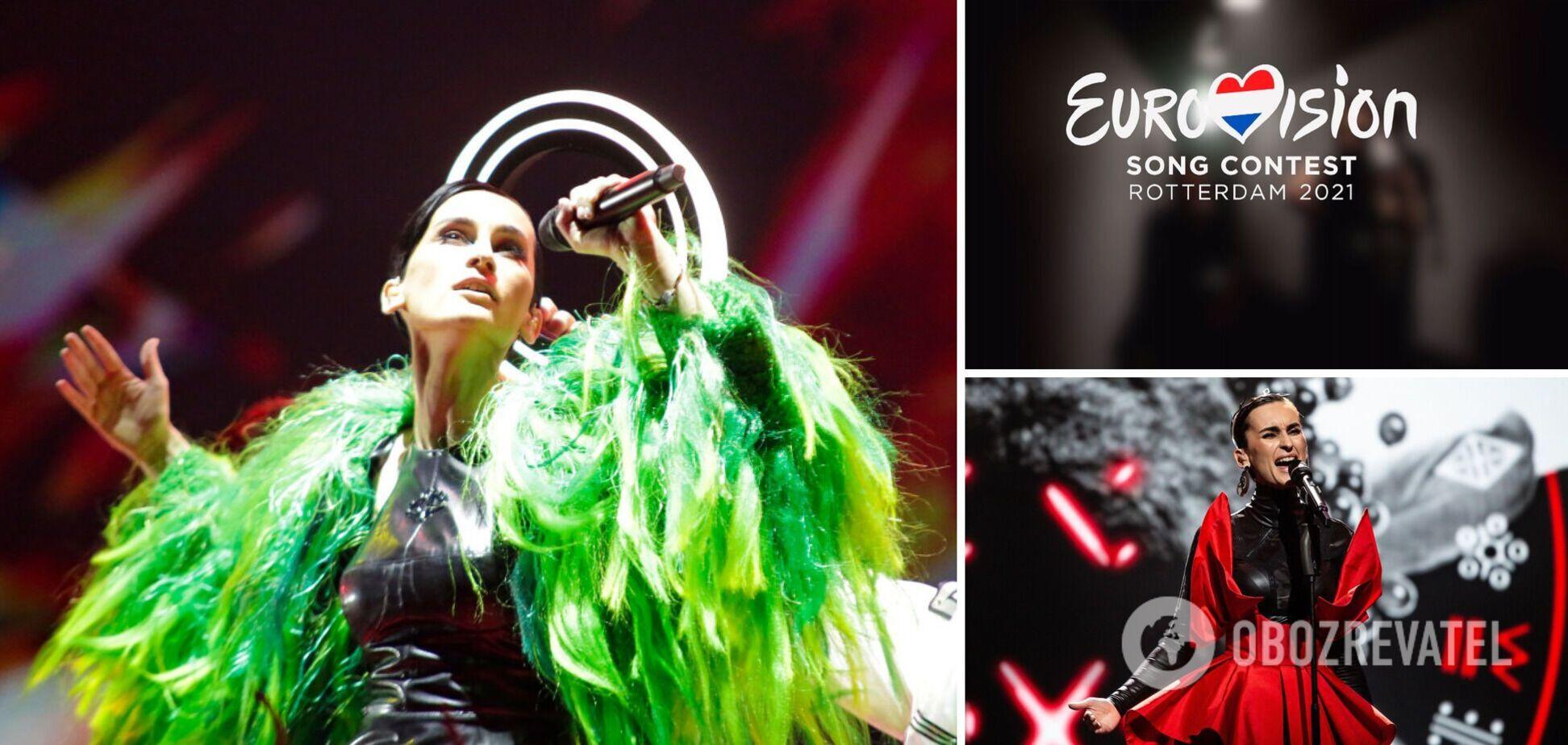 Український Go_A виступив у фіналі Євробачення 2021. Яскраві фото та відео