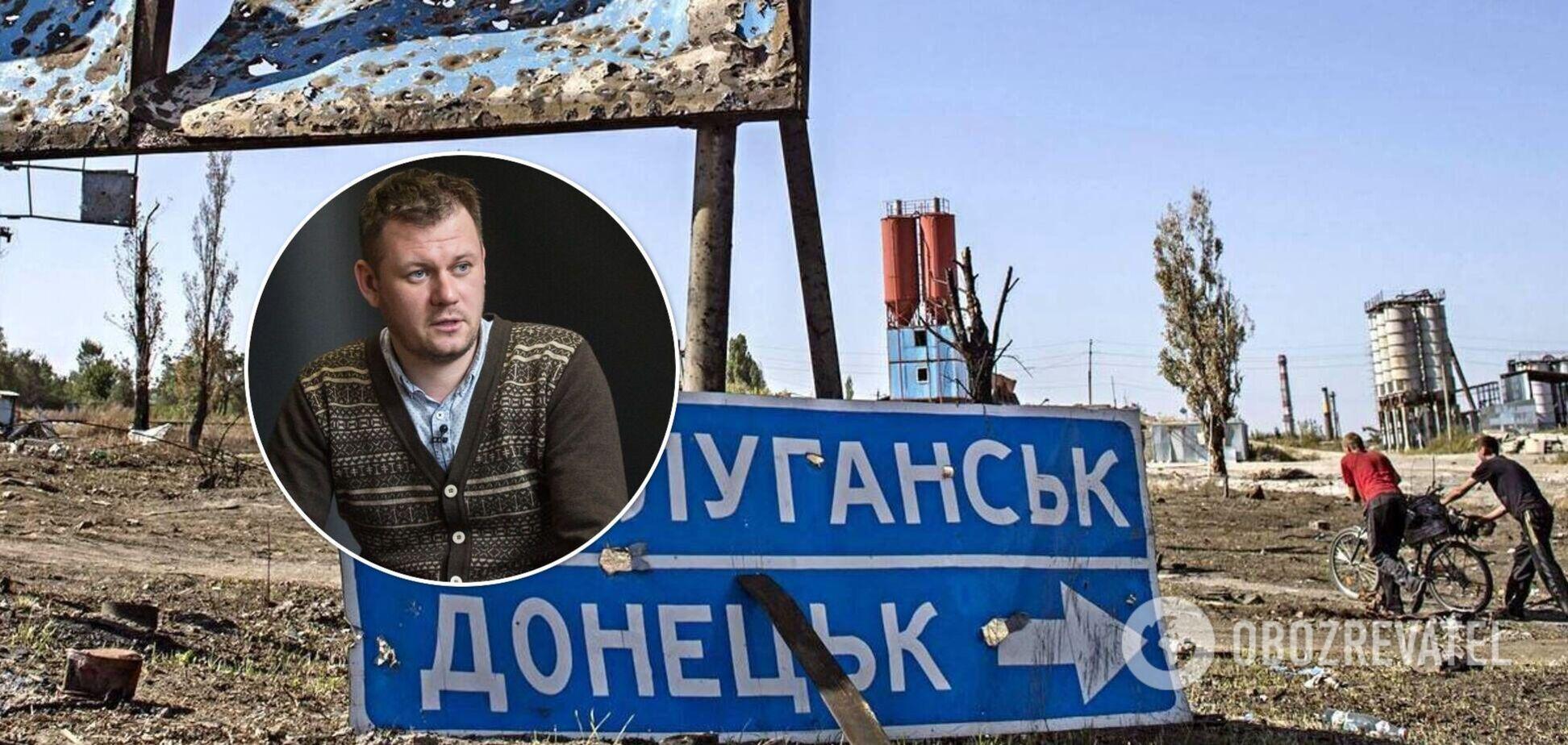 Казанский допустил возвращение ОРДЛО под контроль Украины и назвал условие