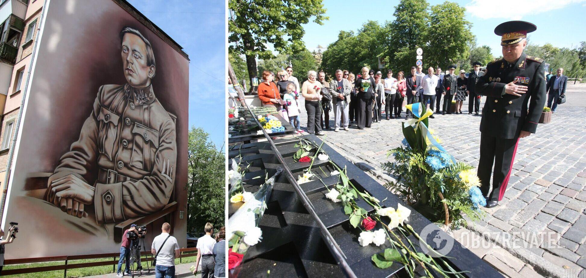 Праздник Героев был установлен в 1941 году членами ОУН