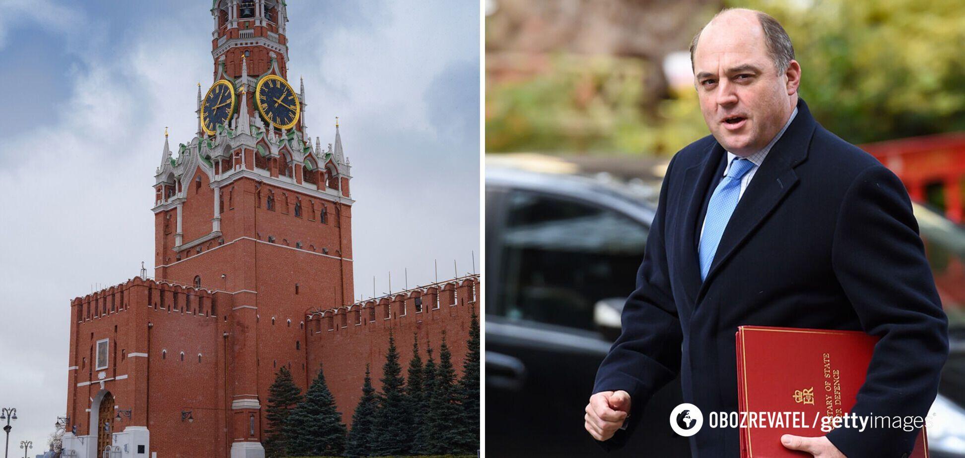 В Британии назвали Россию 'угрозой номер один'