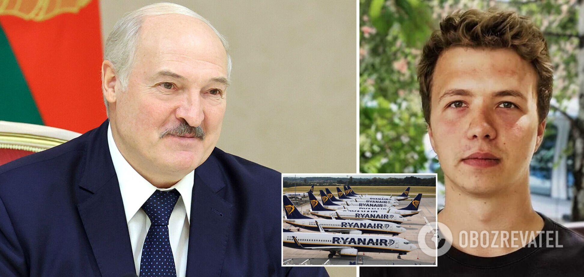 Лукашенко – загроза міжнародній безпеці. Як світ відреагував на затримання Протасевича
