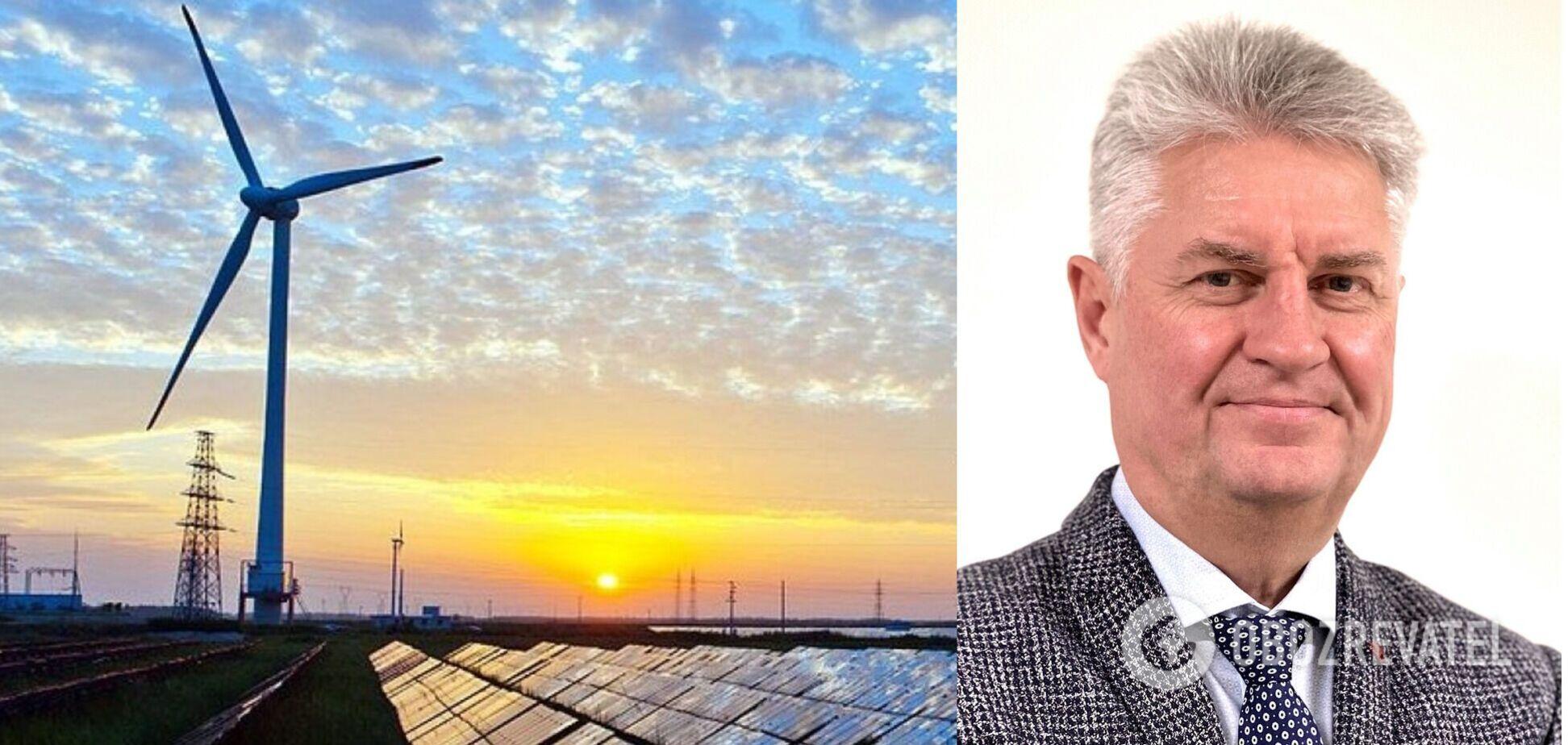 Акцизный сбор на 'зеленую' энергию хотят ввести в интересах экологически вредных предприятий – инвесторы