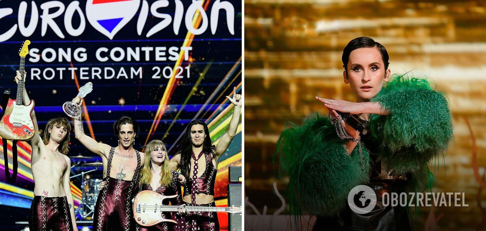 Победители Евровидения 2021 назвали выступление Go_A лучшим на конкурсе