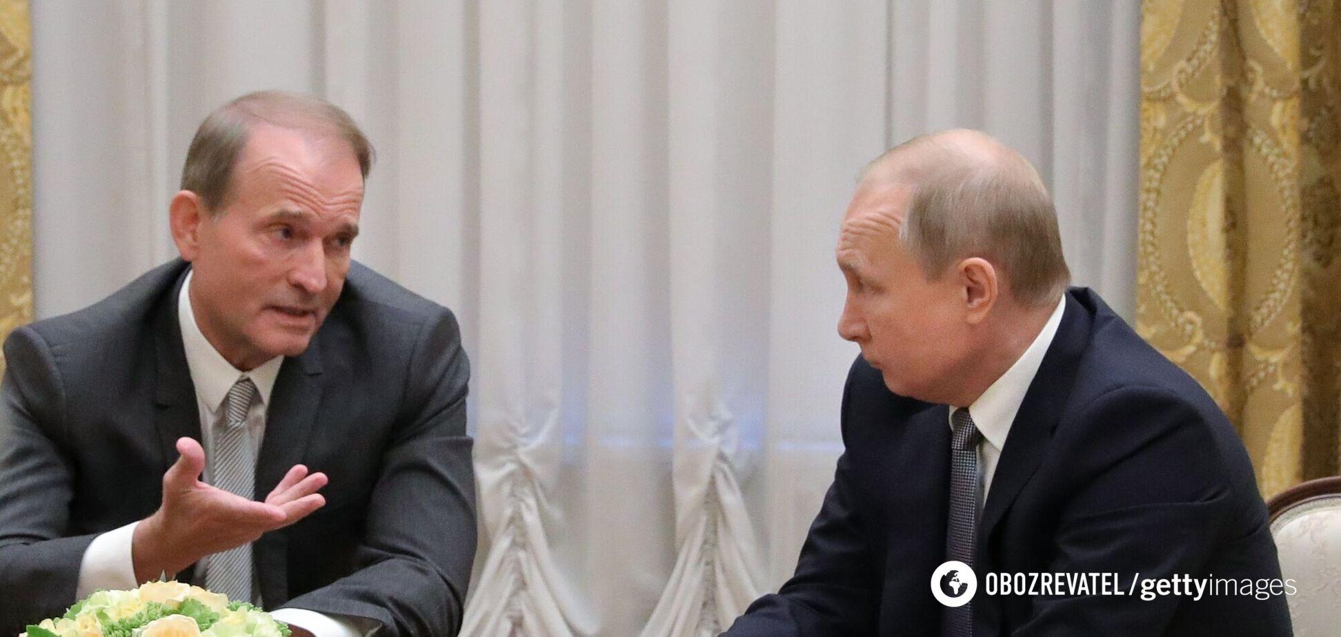 Многие из окружения Путина не любят Медведчука, он забирает их деньги, – Фейгин