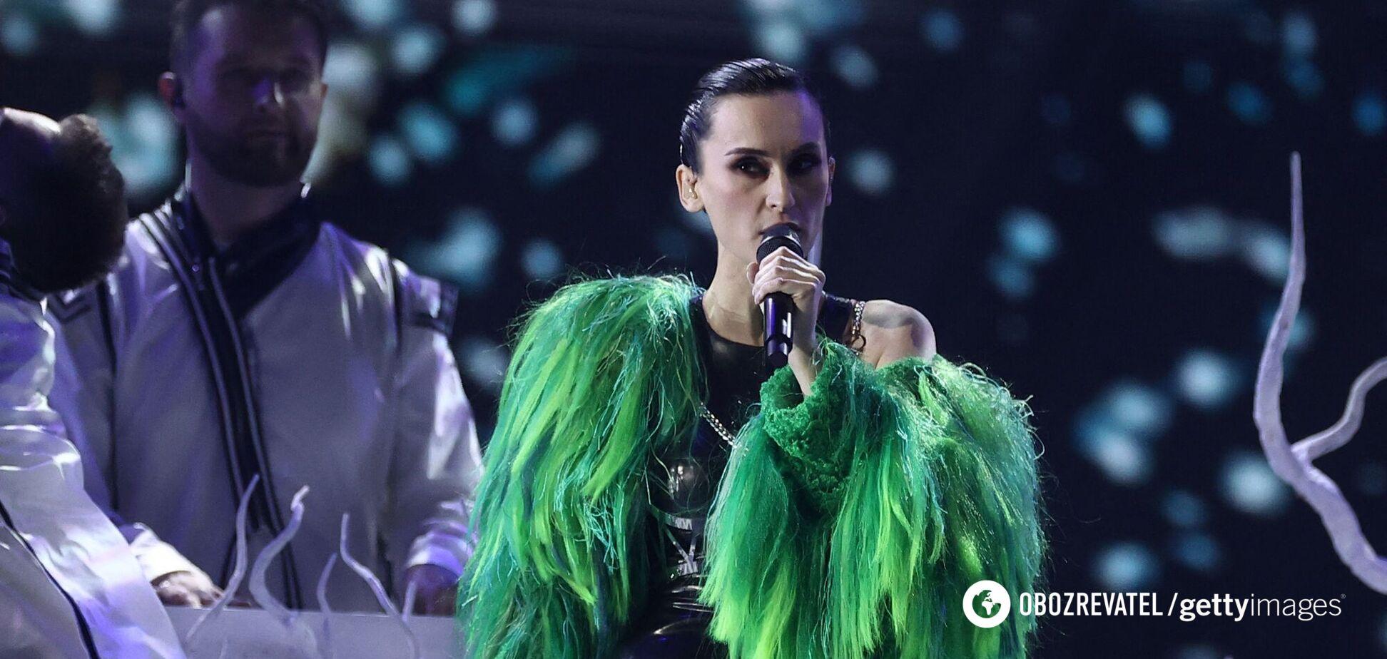 Не Италия: солистка Go_A назвала своего победителя на Евровидении