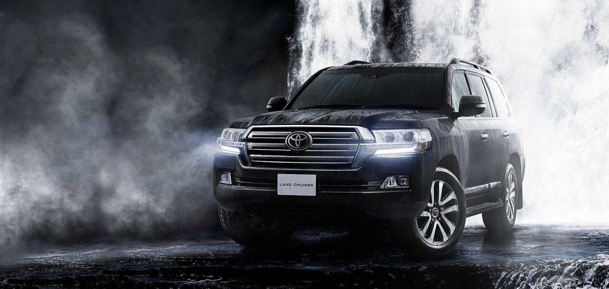 Стали известны новые подробности о Toyota Land Cruiser