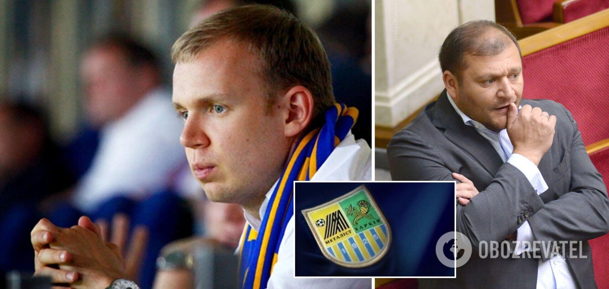 СМИ обвинили Курченко и Добкина в том, что они погубили 'Металлист'
