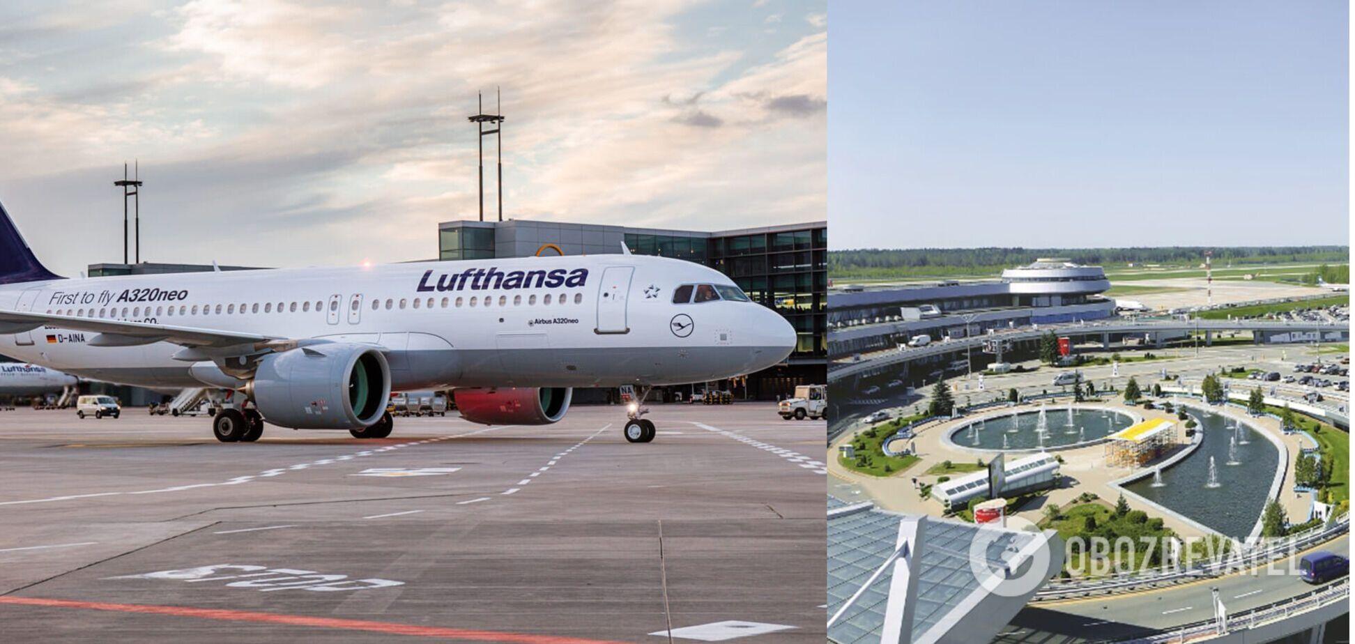 У Мінську не дали вилетіти літаку до Франкфурта