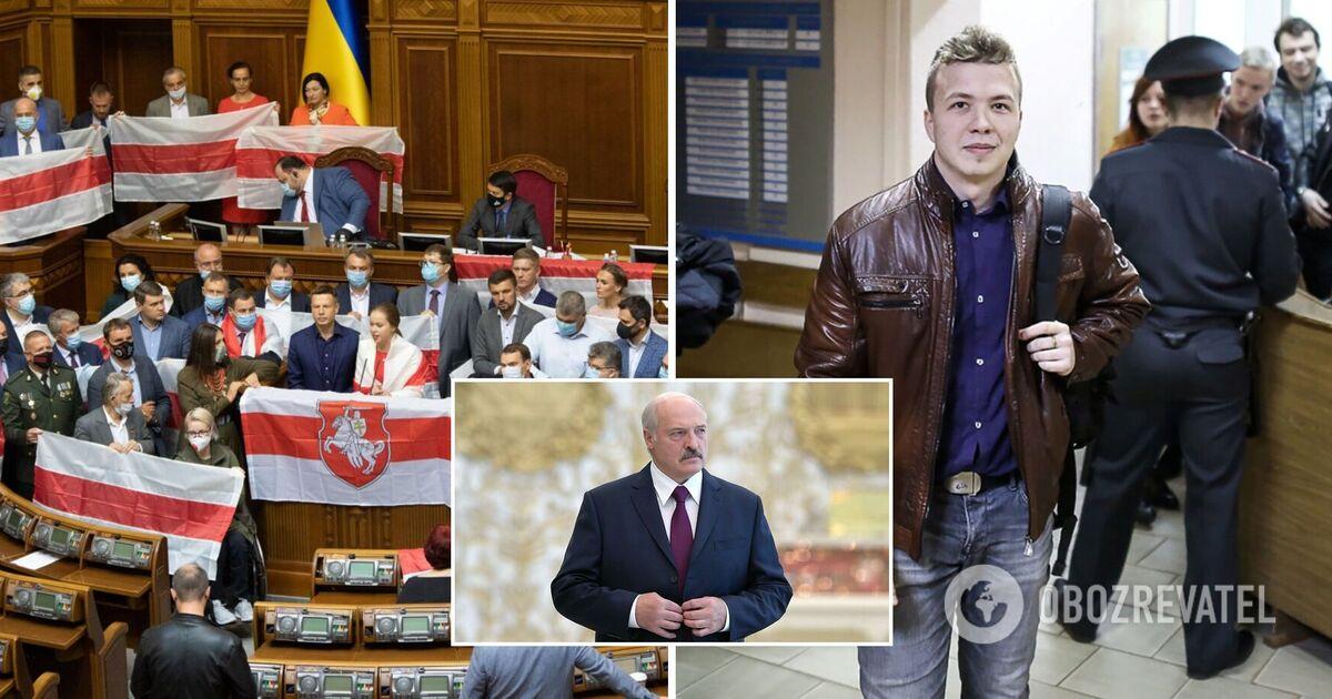 В Раде призвали прекратить все дипломатические связи с режимом Лукашен