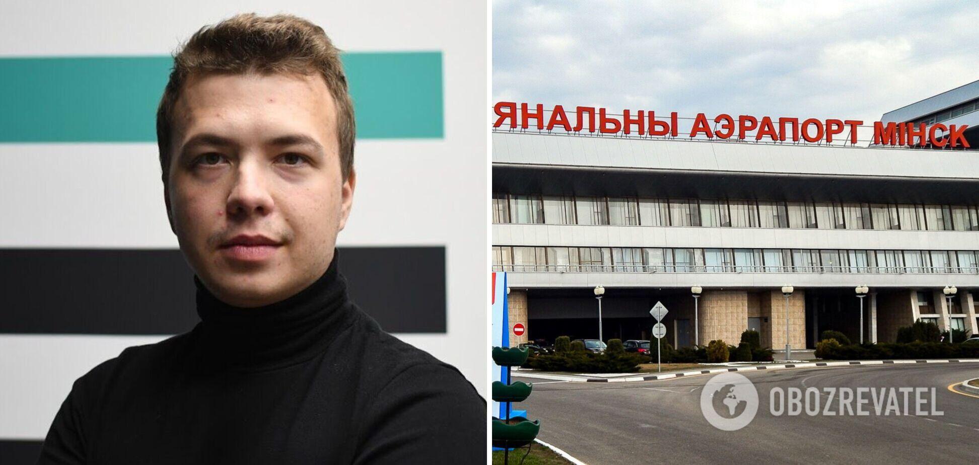 США и семь стран призвали запретить полеты над Беларусью из-за Протасевича. Заявление
