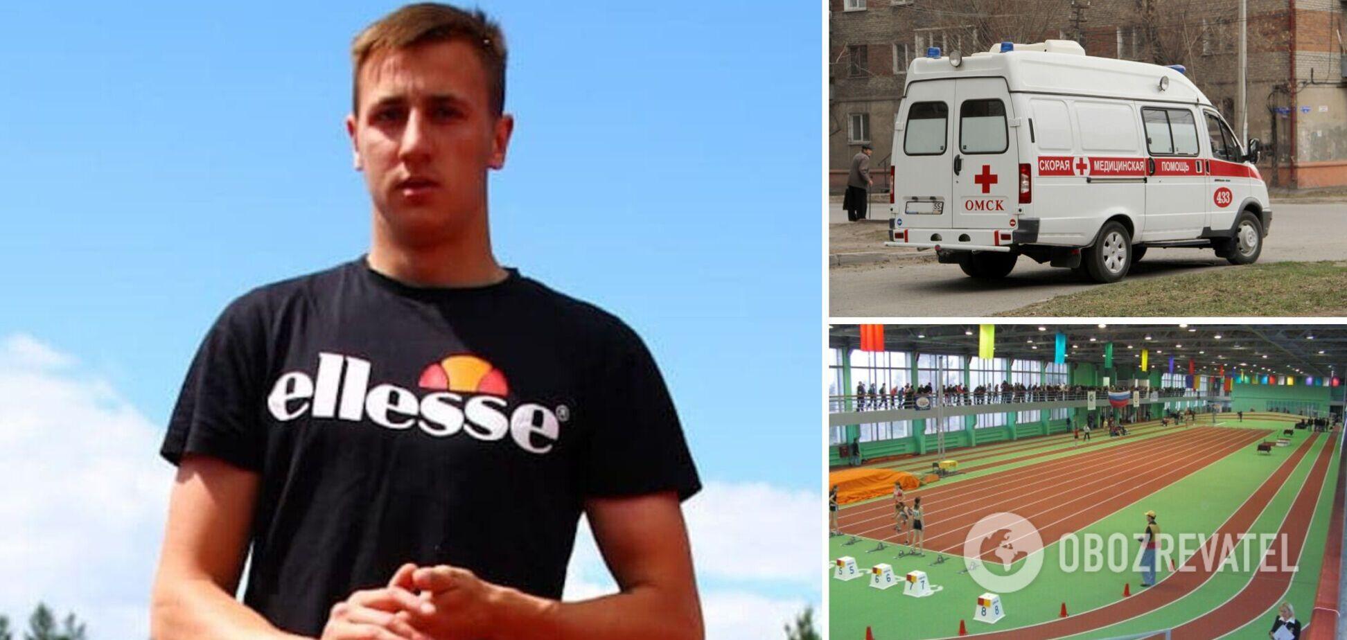 Чемпион России по легкой атлетике умер на тренировке