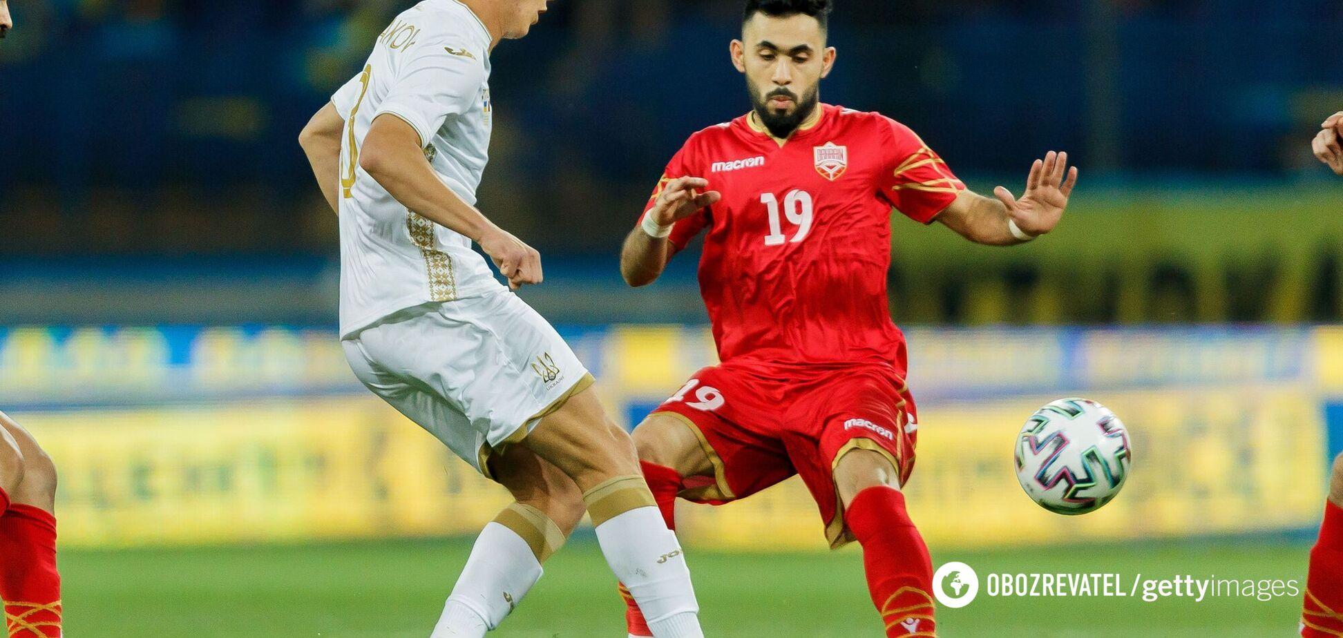 Украина Бахрейн