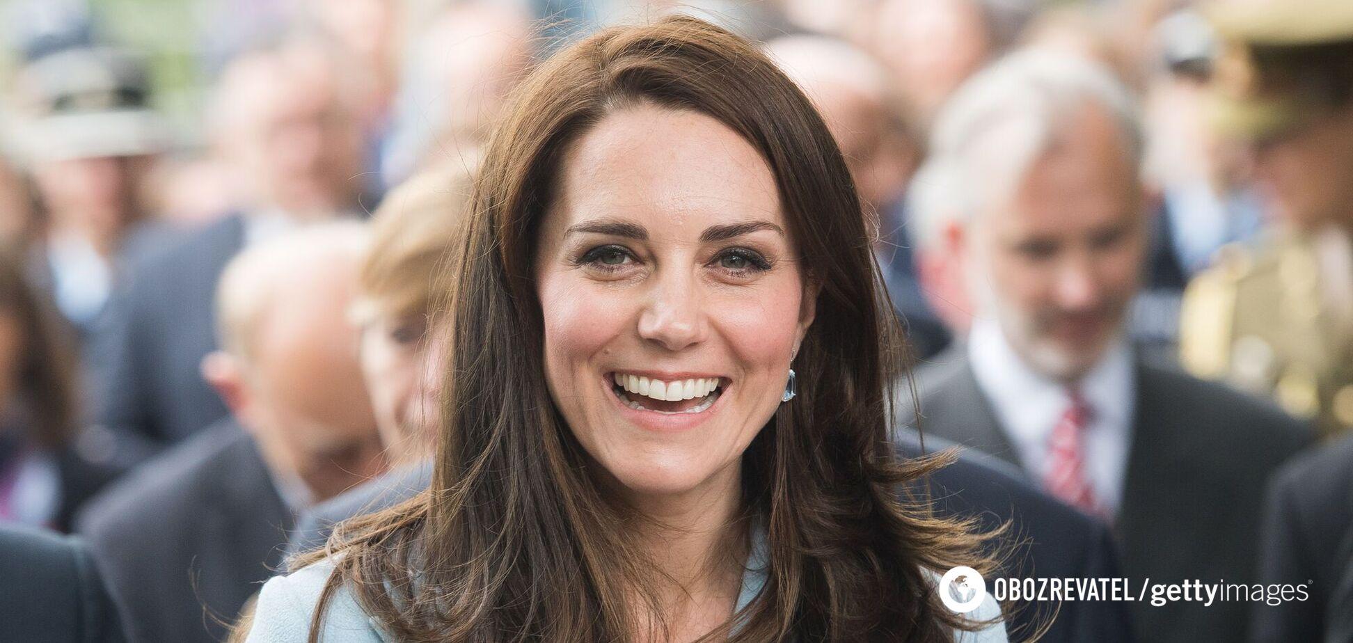 Кейт Міддлтон повторила образ принцеси Діани через багато років