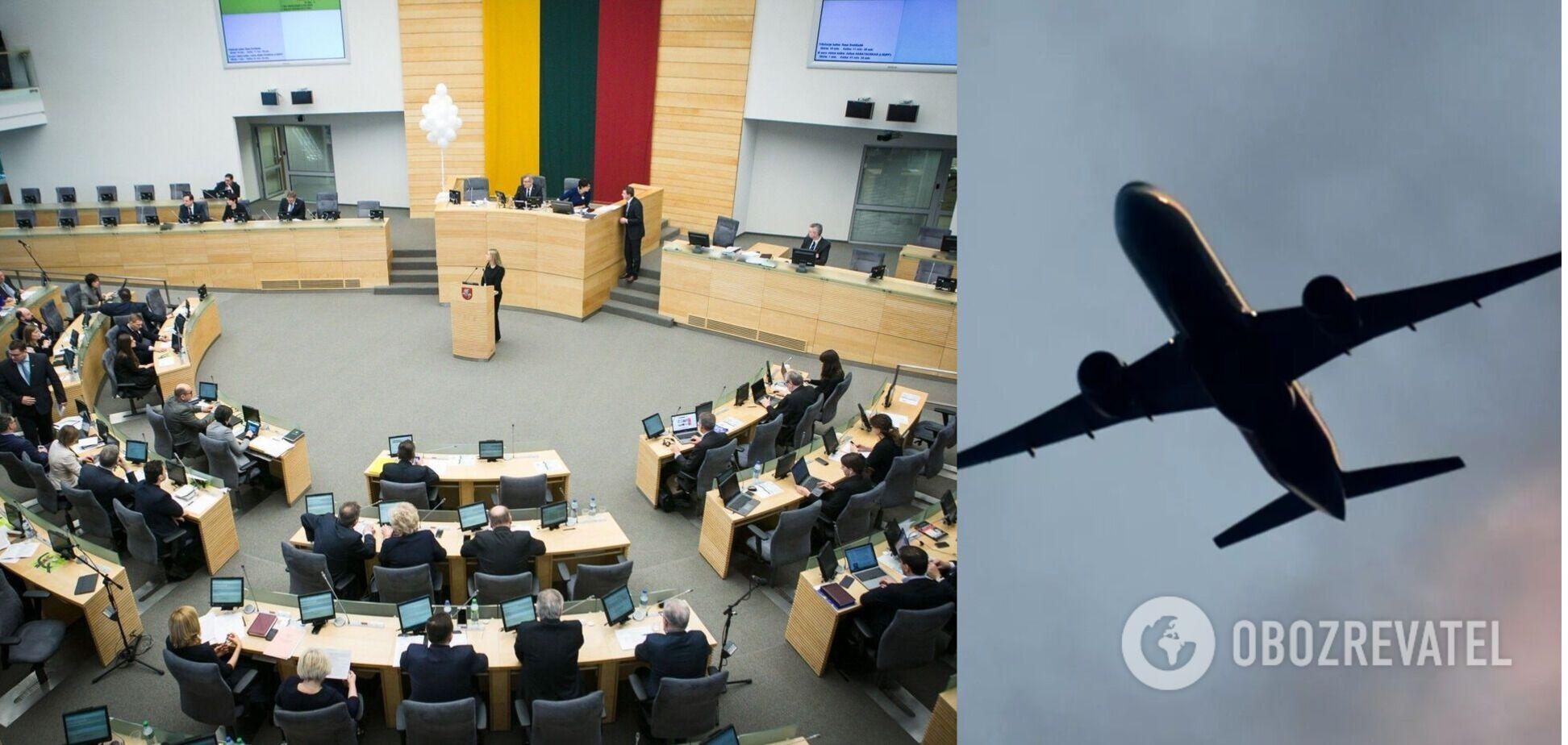 Две страны ЕС запретили авиарейсы, проходящие через Беларусь