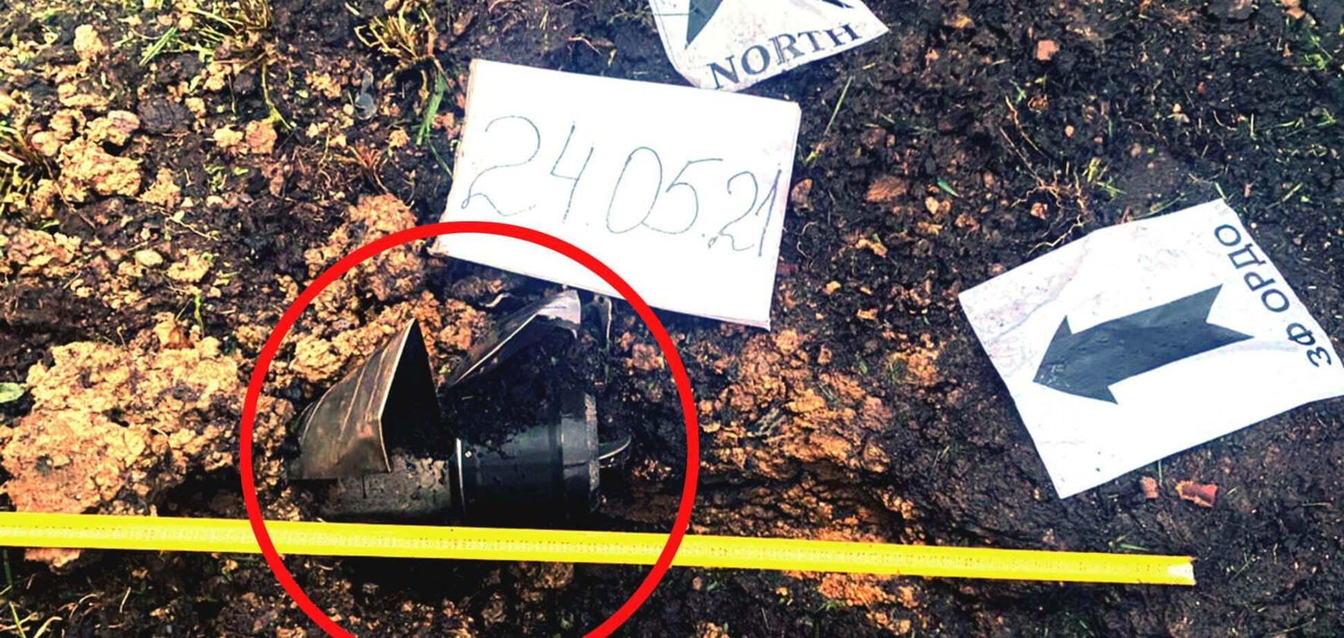 Оккупанты обстреляли поселок на Донбассе российскими ракетами