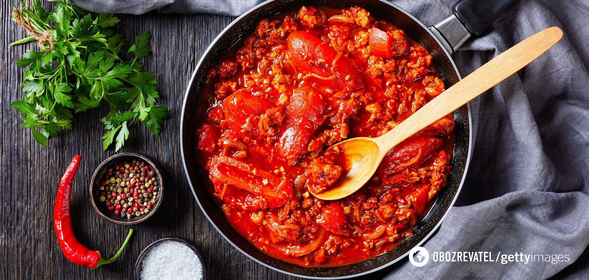 Овощное рагу по рецепту Джейми Оливера