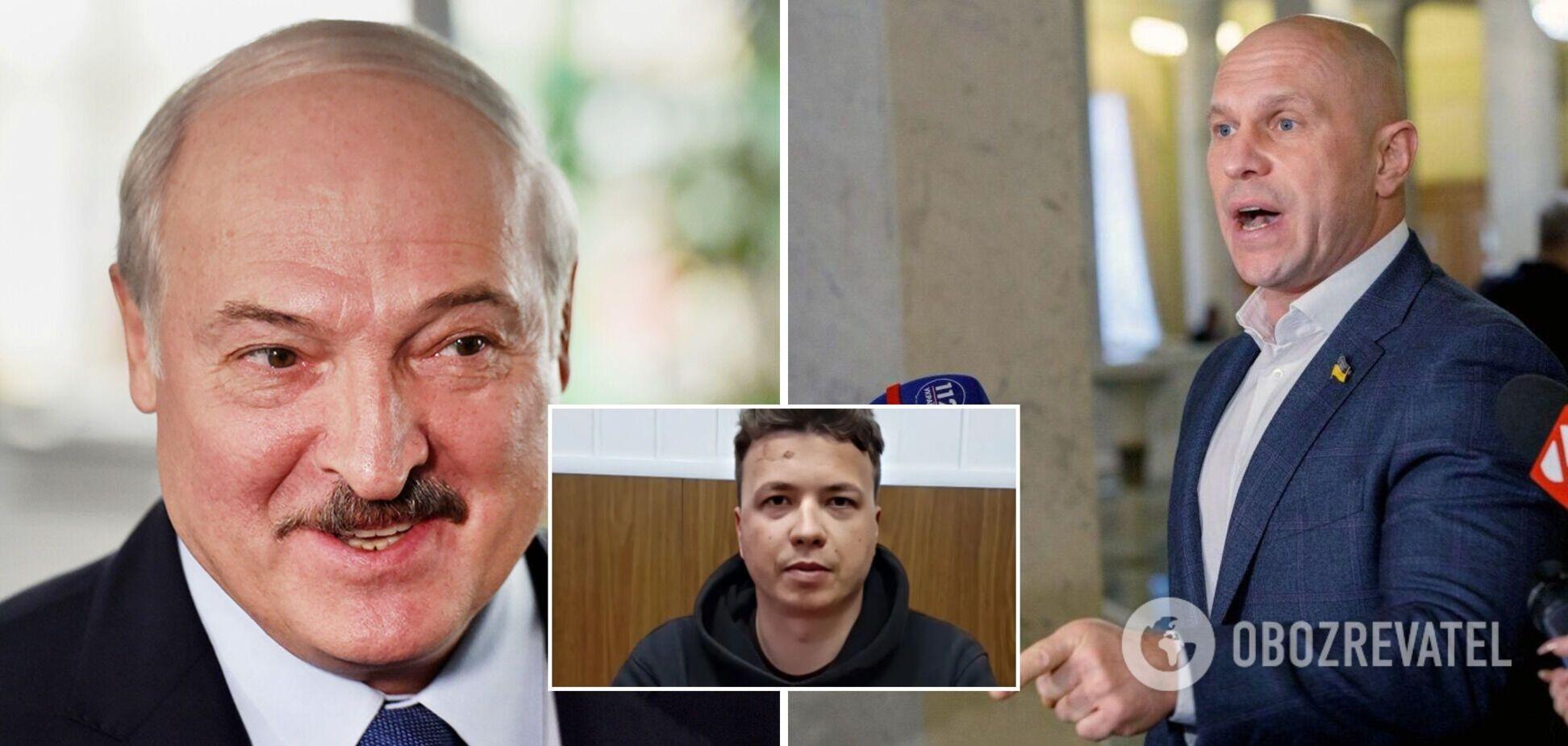 Кива відзначився новою заявою про незалежну Білорусь та 'зрадників'