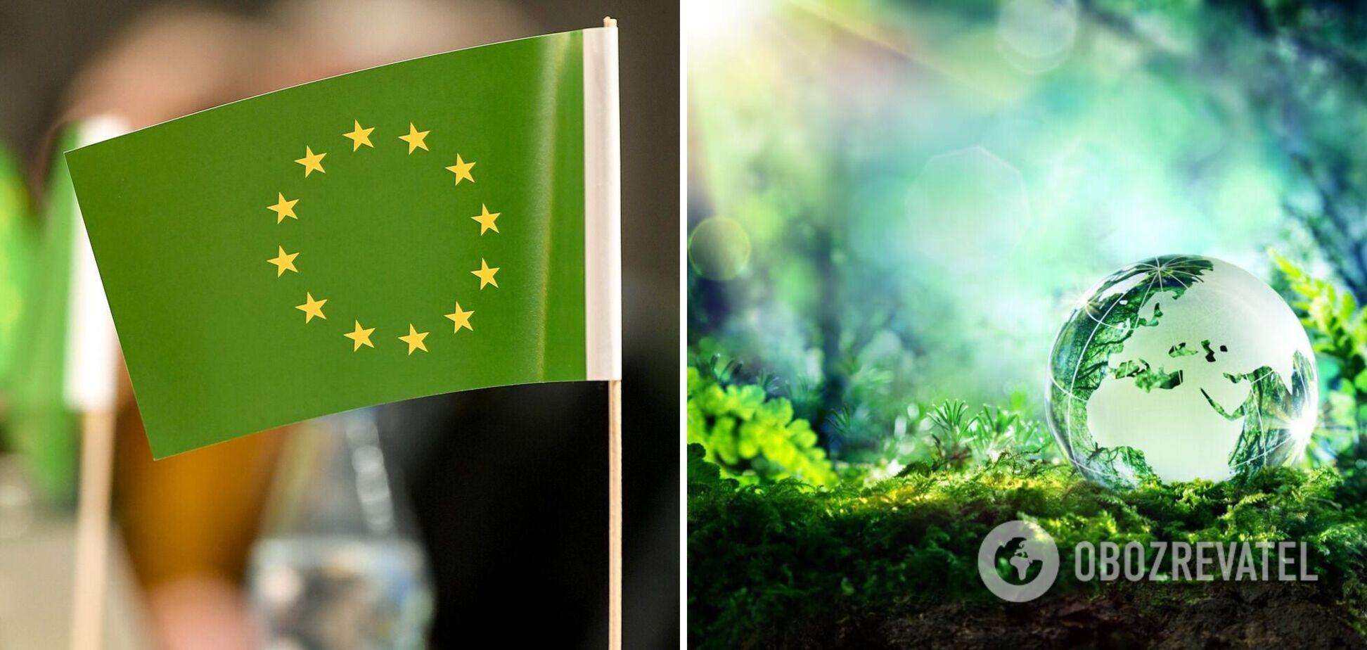 Зеленый курс Украины. Риски для экономики и что делать правительству
