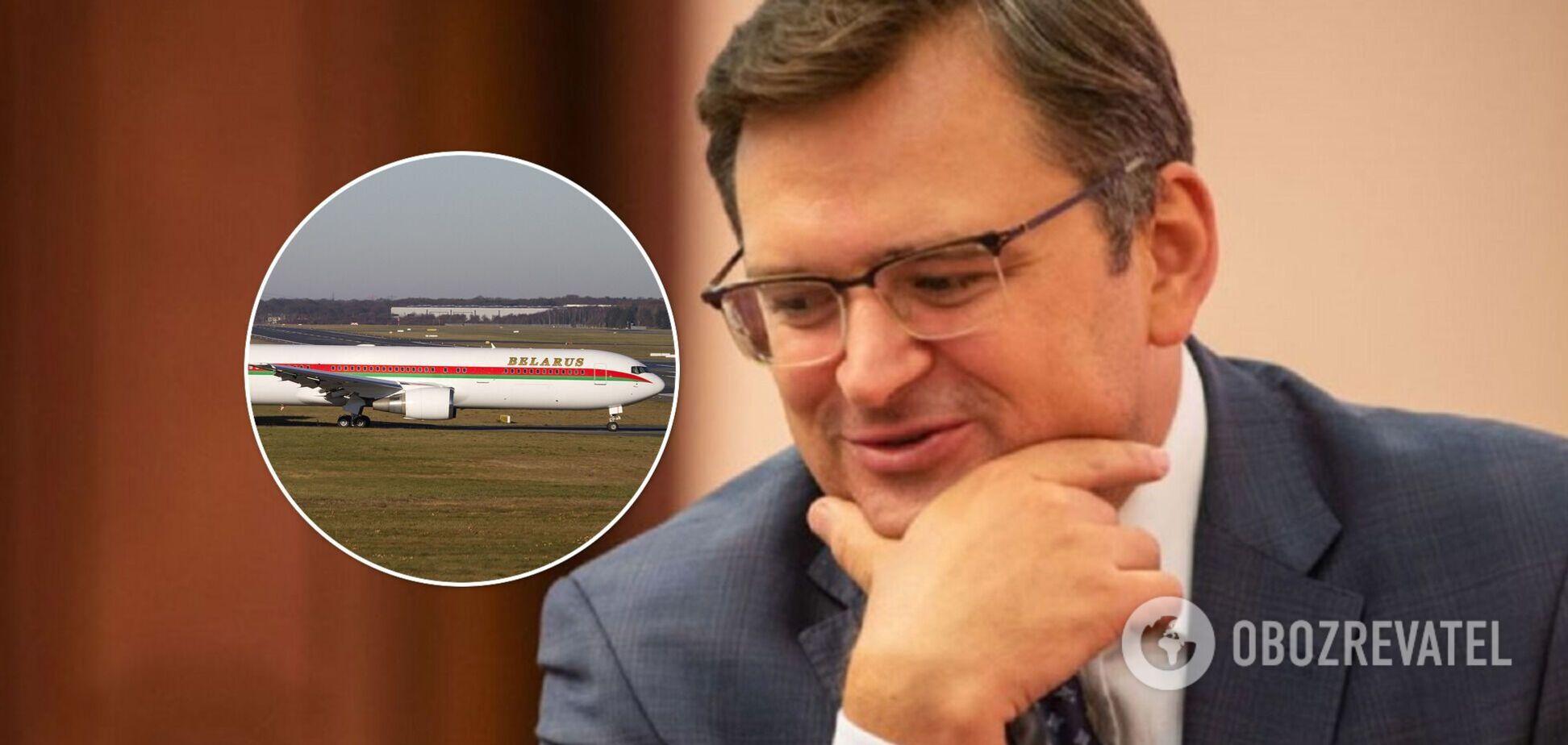 Кулеба сказал, какую прибыль Украине может принести запрет полетов над Беларусью