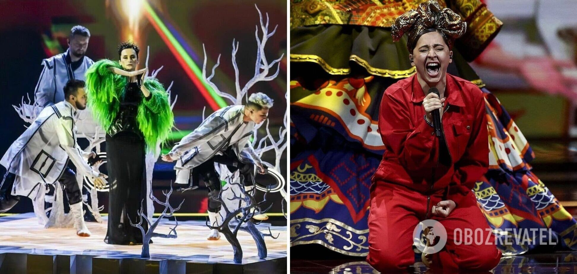 Manizha підтримала виступ Go-A на Євробаченні 2021 запальним танцем