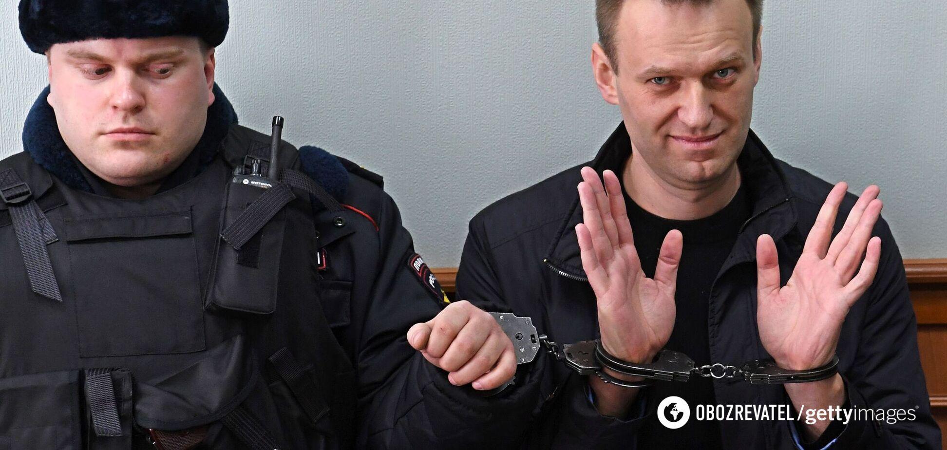 В РФ на осужденного Навального завели еще три уголовных дела