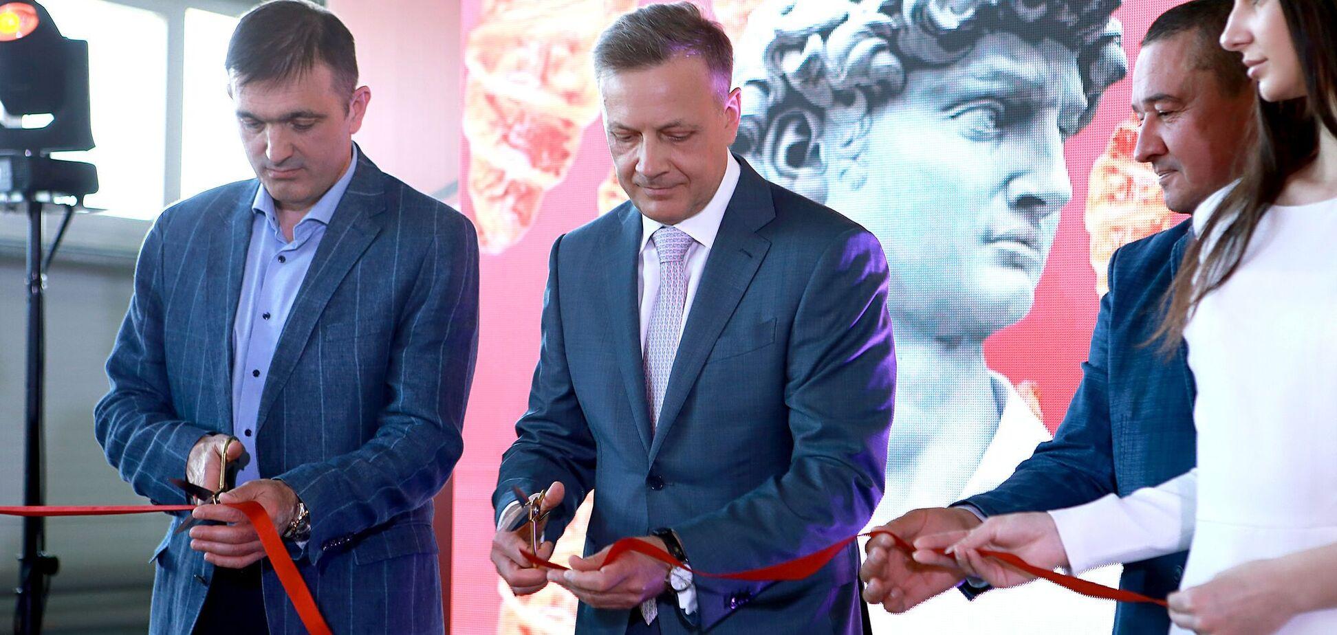 ГК 'Хлібні Інвестиції' інвестувала 4,5 млн євро в нову виробничу лінію на Сhanta Mount