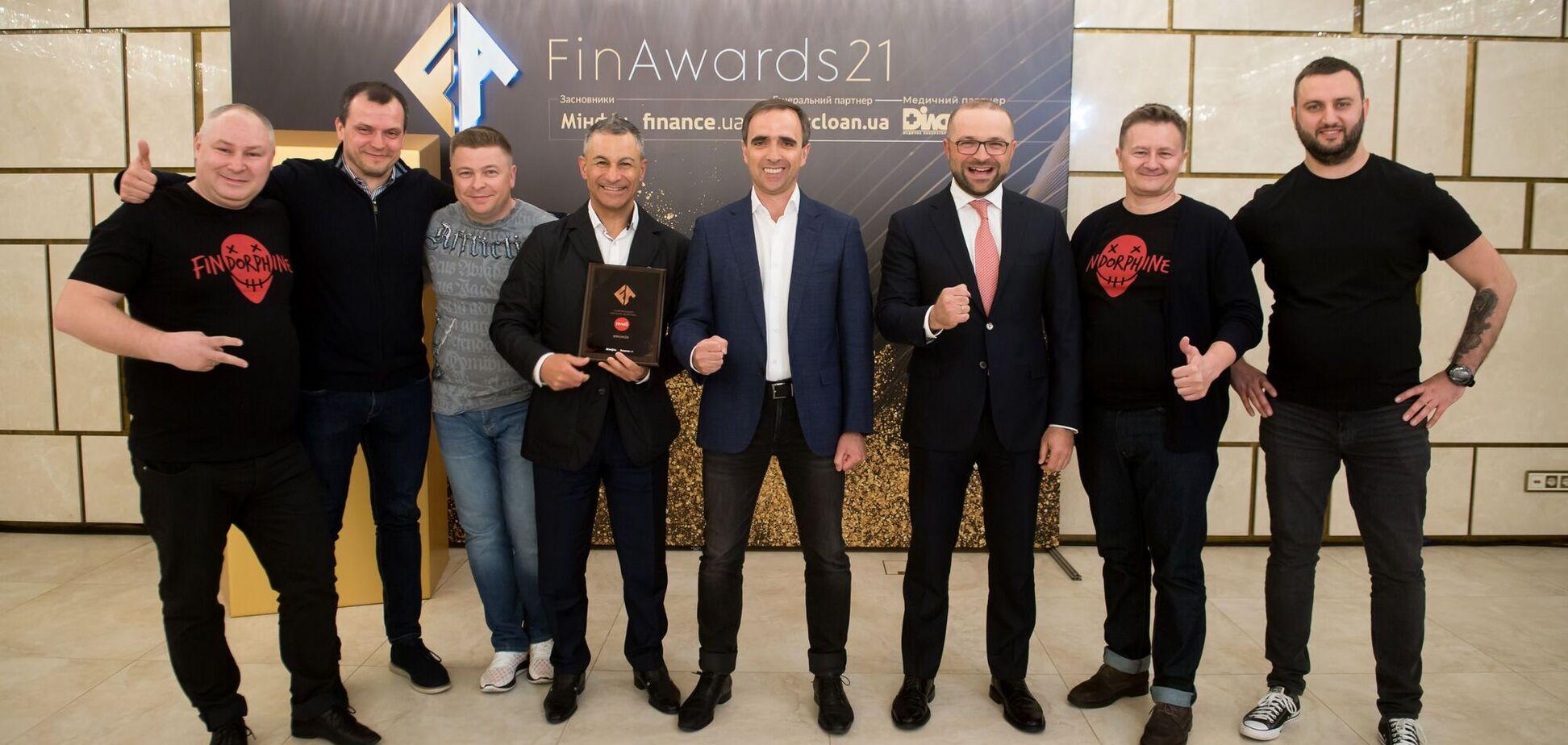 FinAwards 2021: ПУМБ получил сразу 5 наград, а Сергея Черненко признали банкиром года