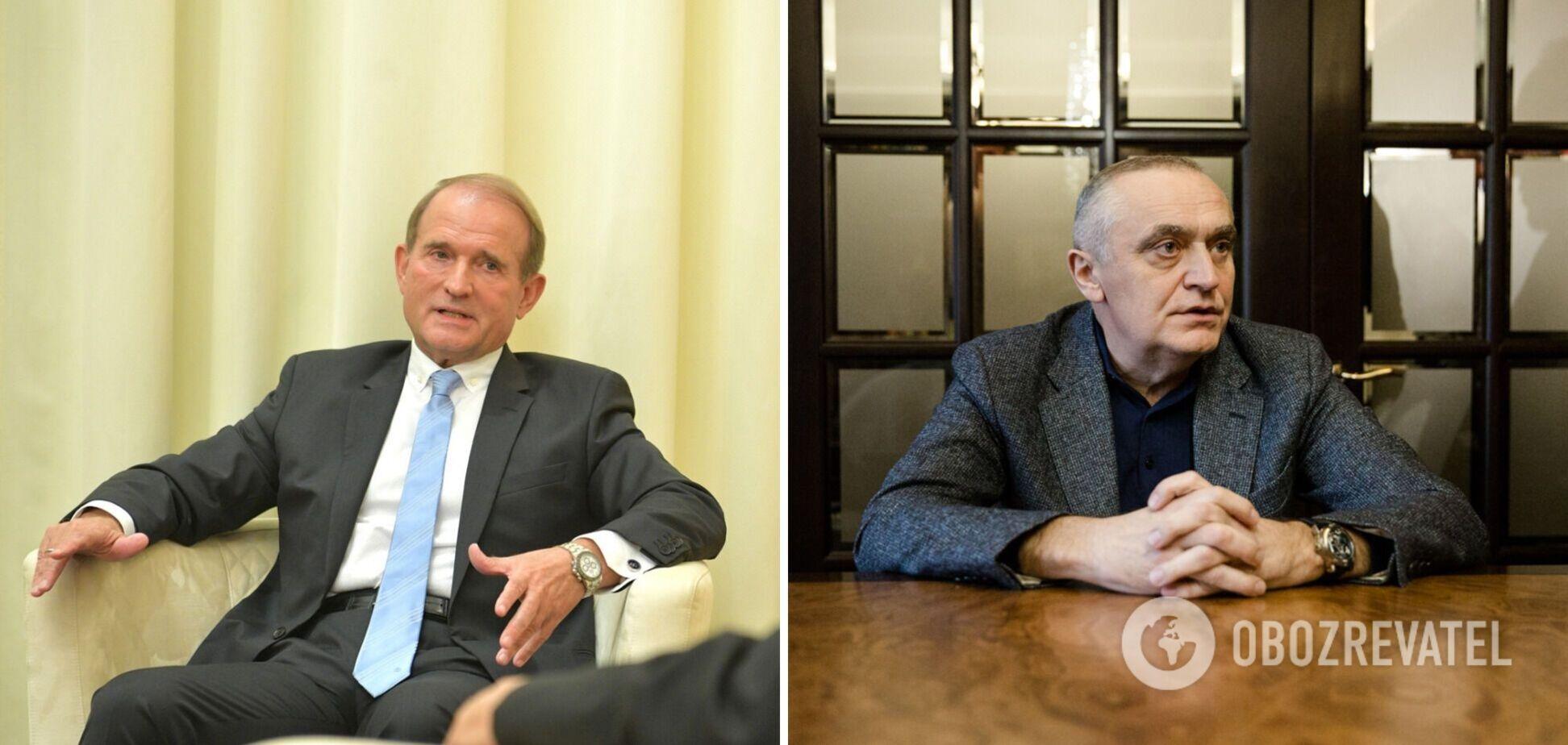 В РНБО розповіли, чому під санкції не потрапив соратник Медведчука з Білорусі