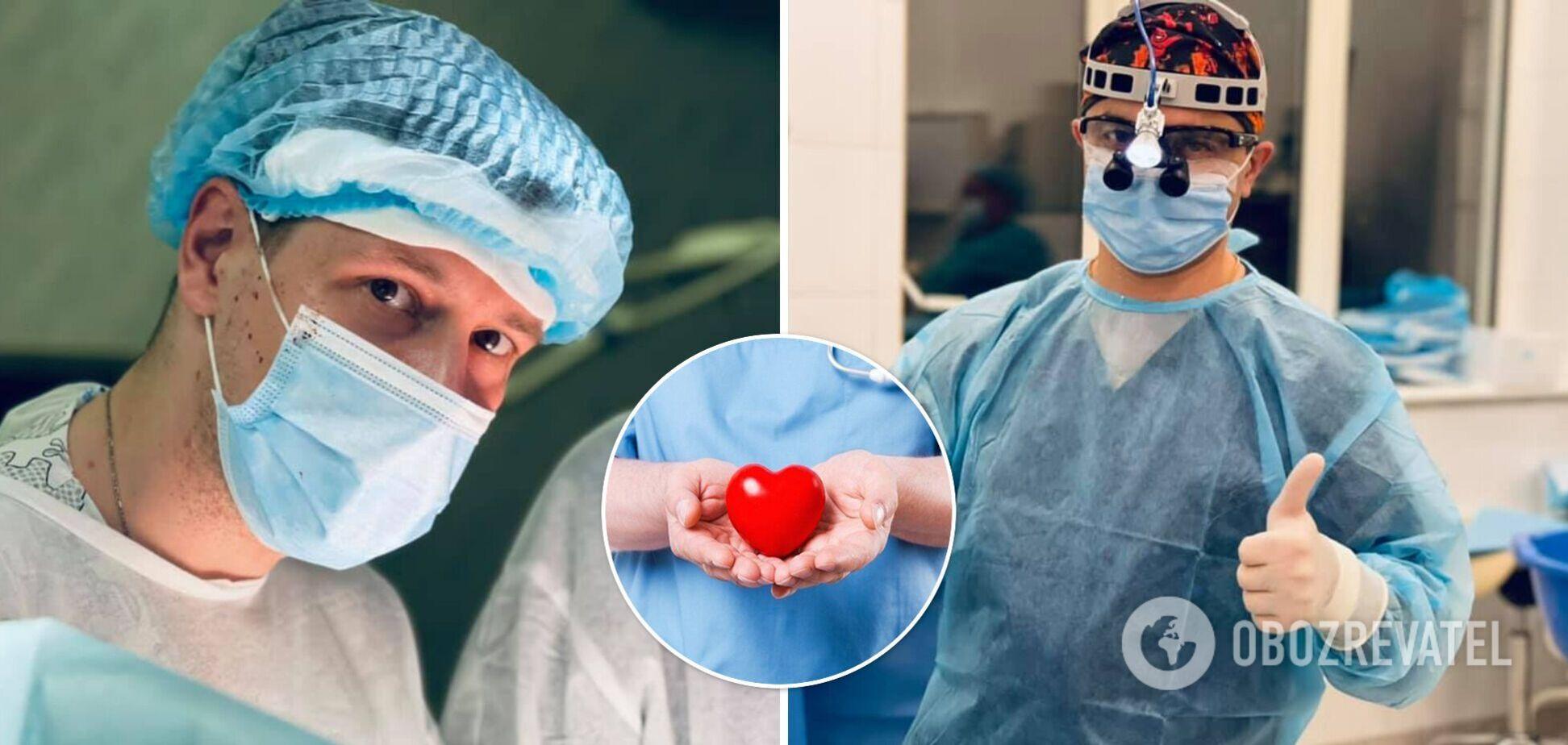 Врачи провели трансплантацию органов