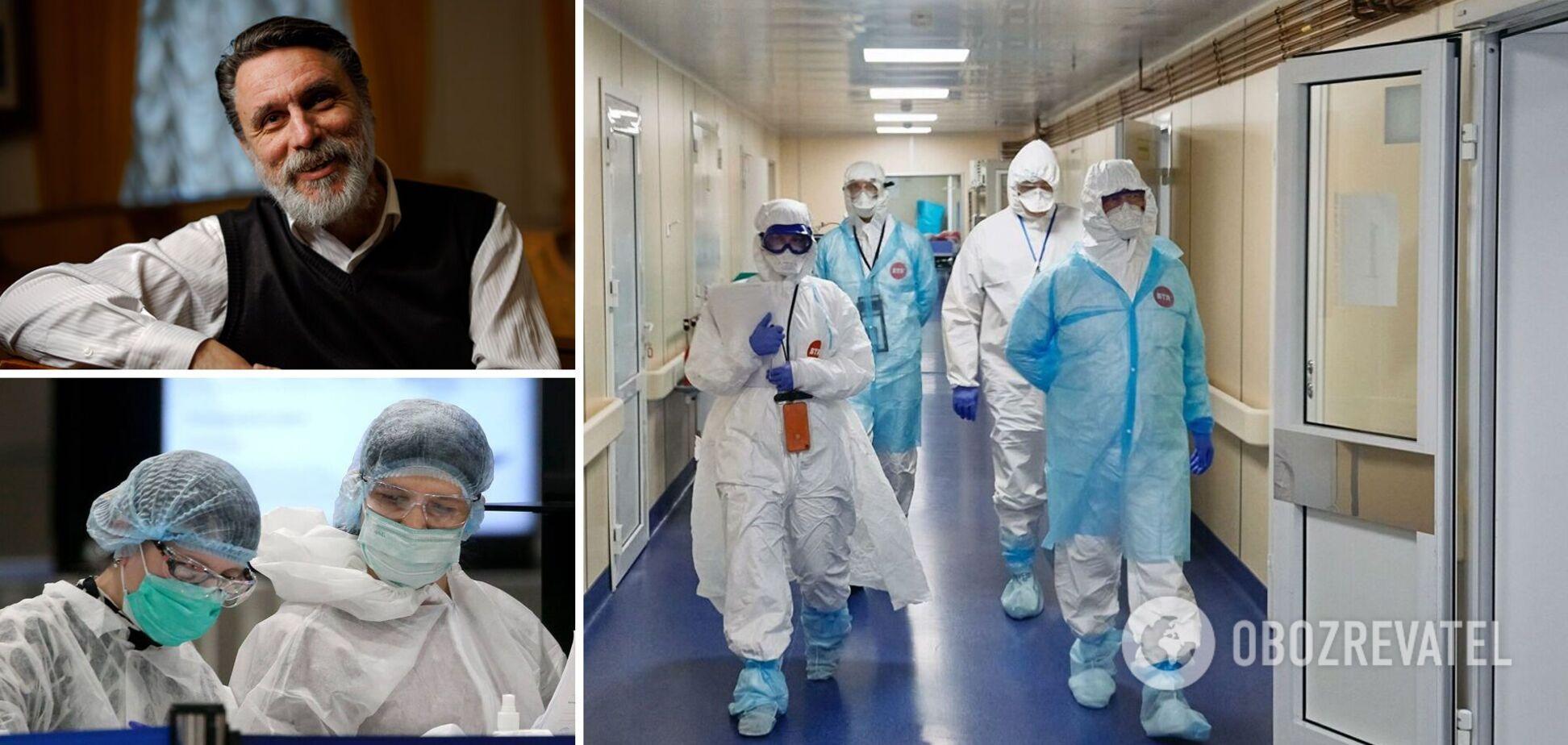 Досенко усомнился в компетентности многих украинских врачей