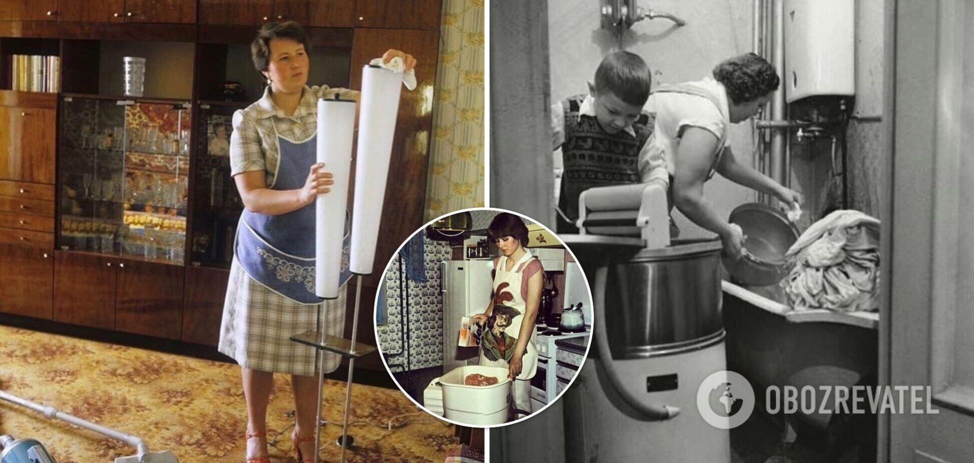 Как женщины проводили выходные в СССР
