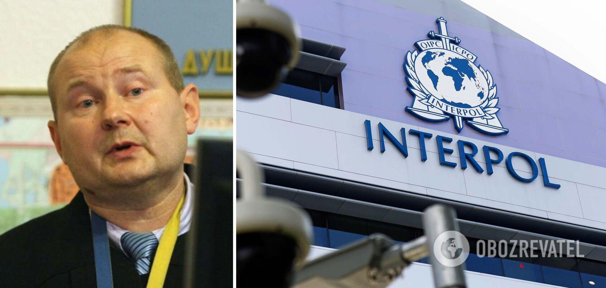 Чауса сняли с розыска Интерпола: СМИ обнародовали документы