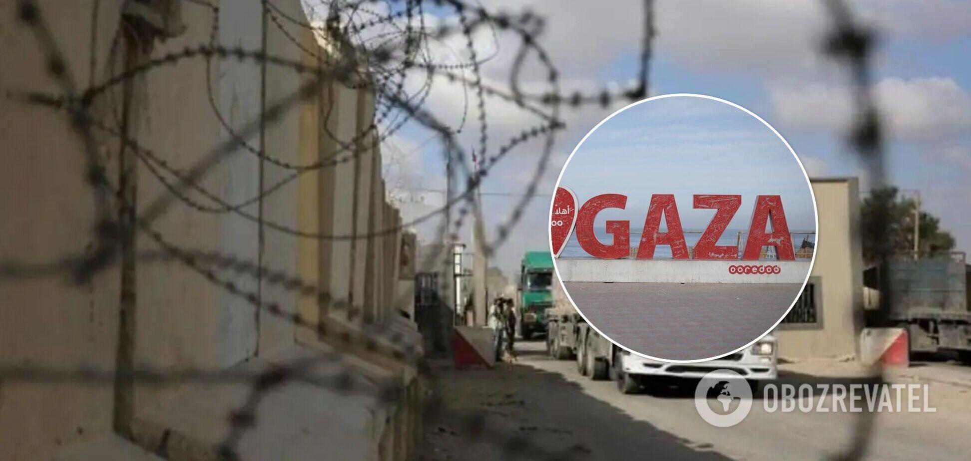 Почти 140 украинцев изъявили желание вернуться из сектора Газа