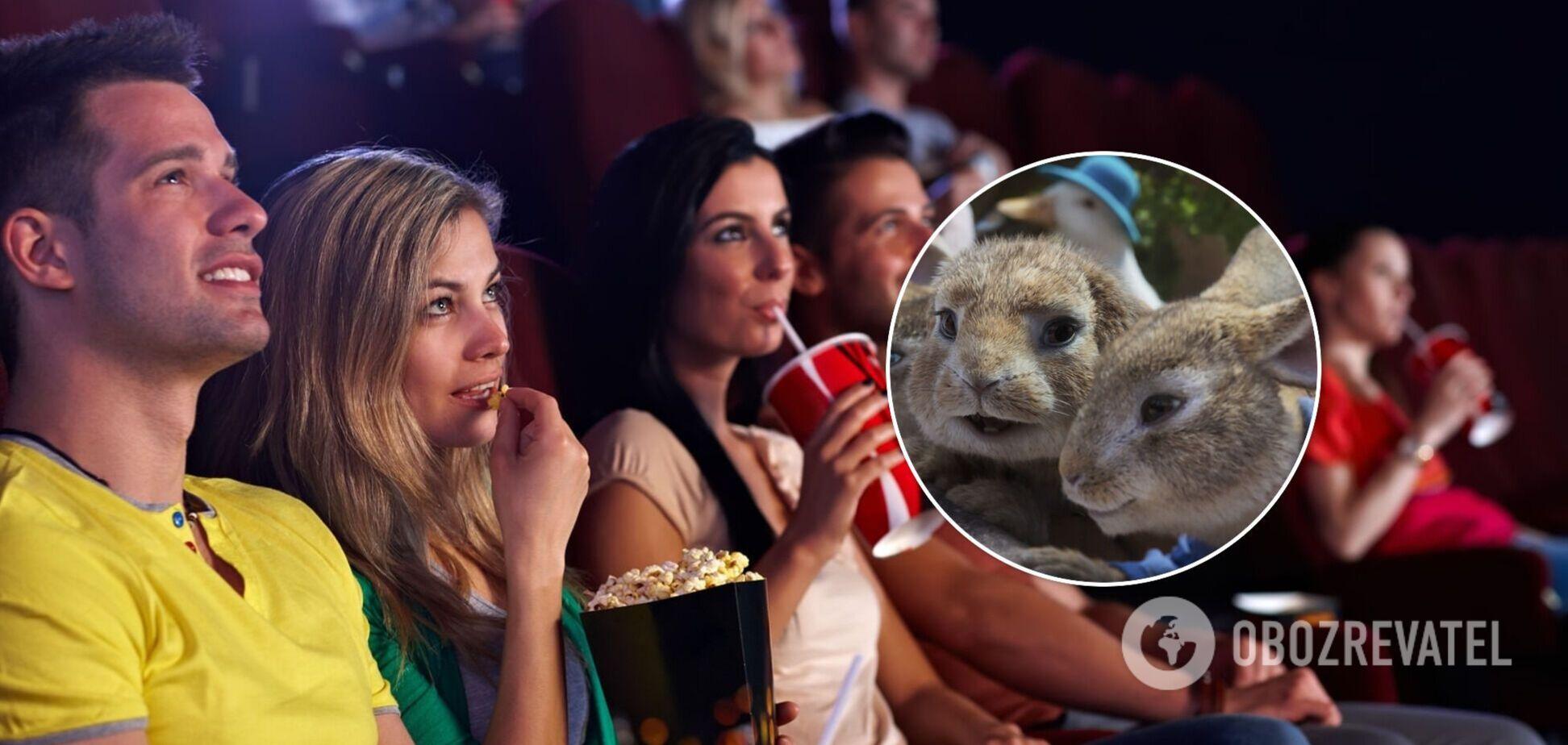 В Україні назвали дату прем'єри фільму про Кролика Петрика: герої раптово заспівали українською