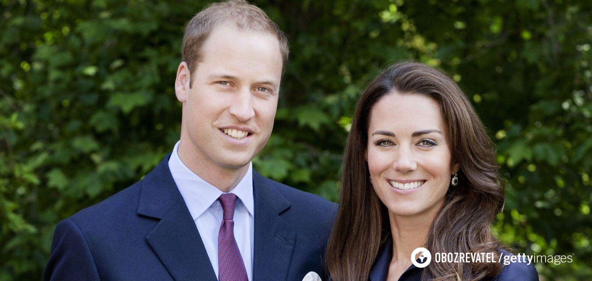 Кейт Міддлтон і принц Вільям показали місце, де познайомилися