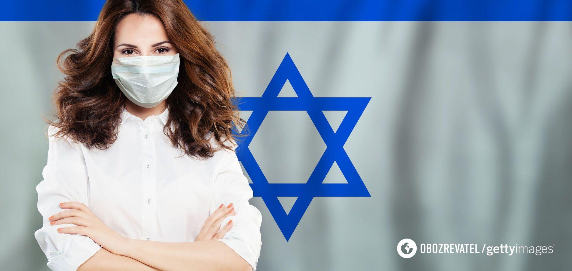 Україні варто запозичити інтелект в Ізраїлю, щоб подолати COVID-19, – вчений