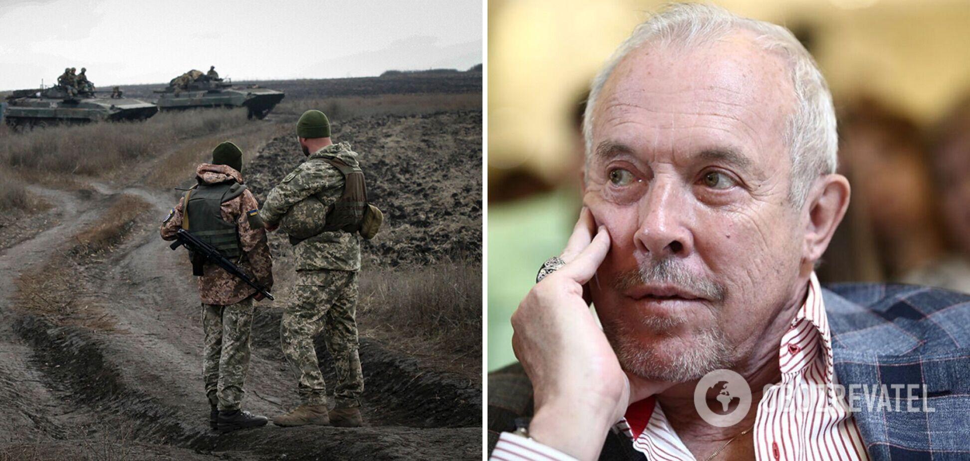 Макаревич – о войне на Донбассе: творится черт-те что