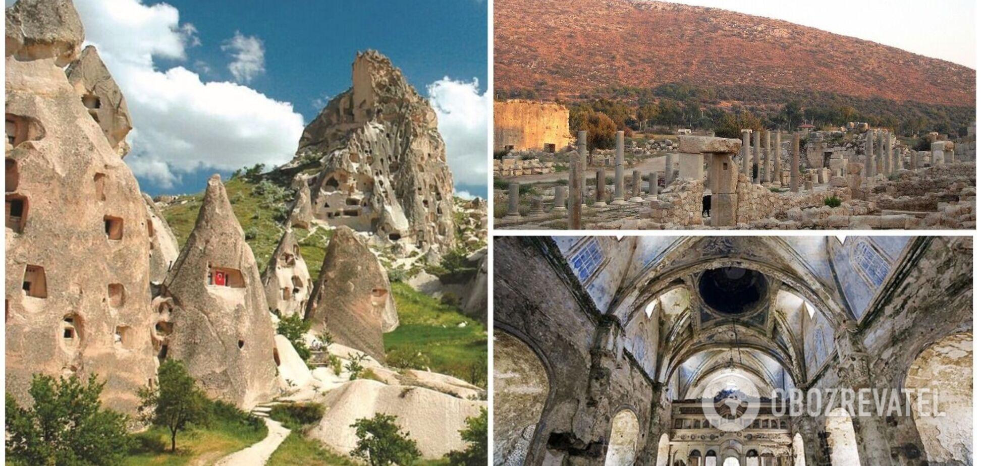 Лучшие нетуристические места Турции, которые нужно увидеть каждому. Фото