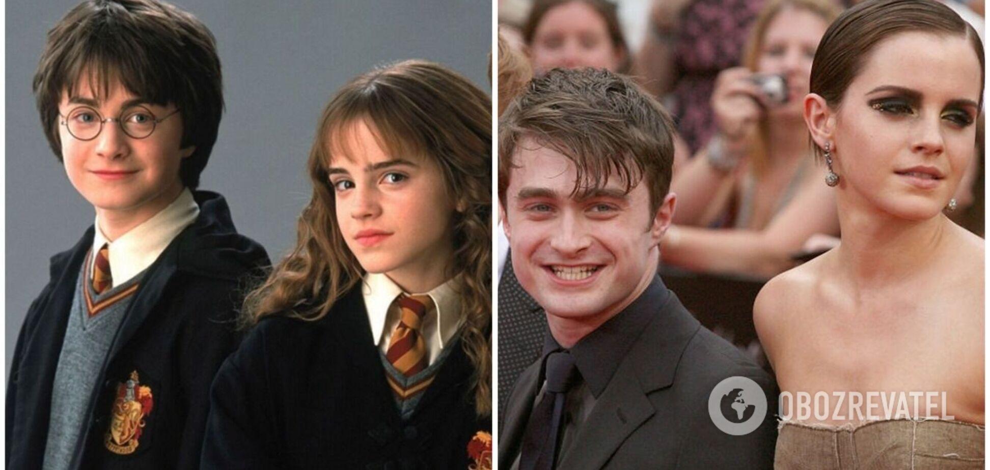 Як змінилися зірки 'Гаррі Поттера' за 20 років. Фото