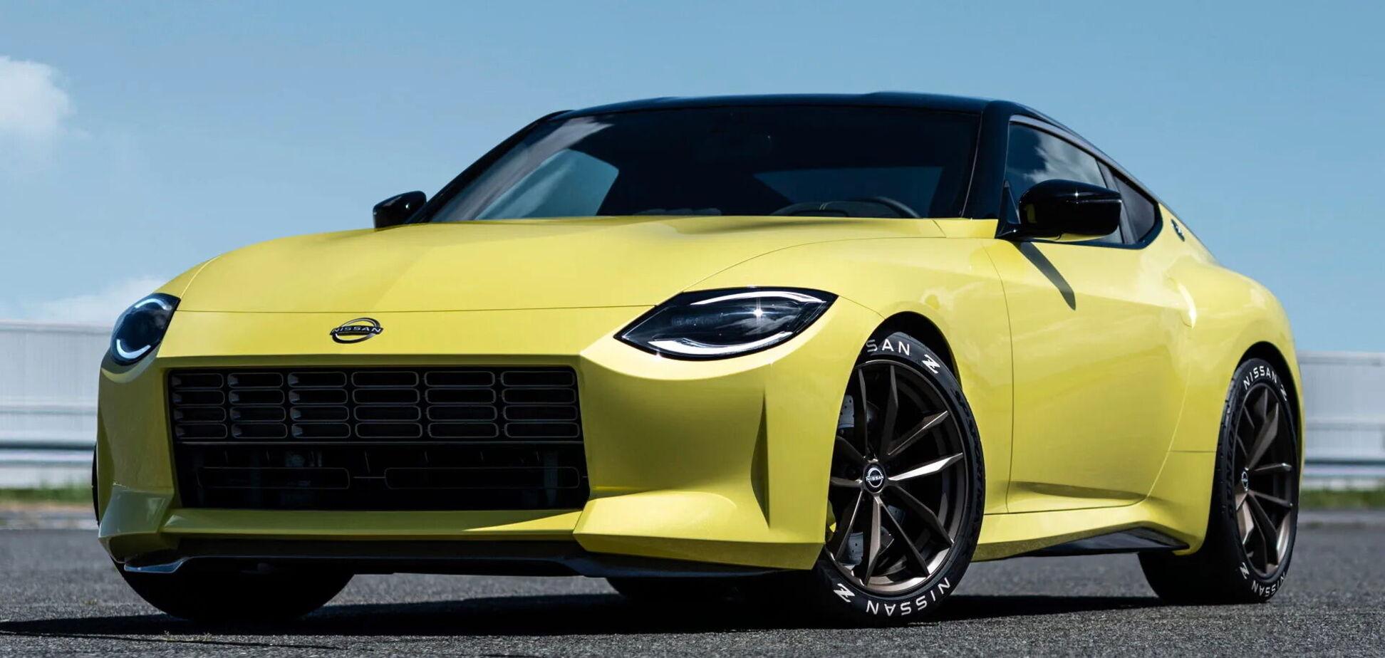 Nissan начнет принимать заказы на купе Z в ноябре