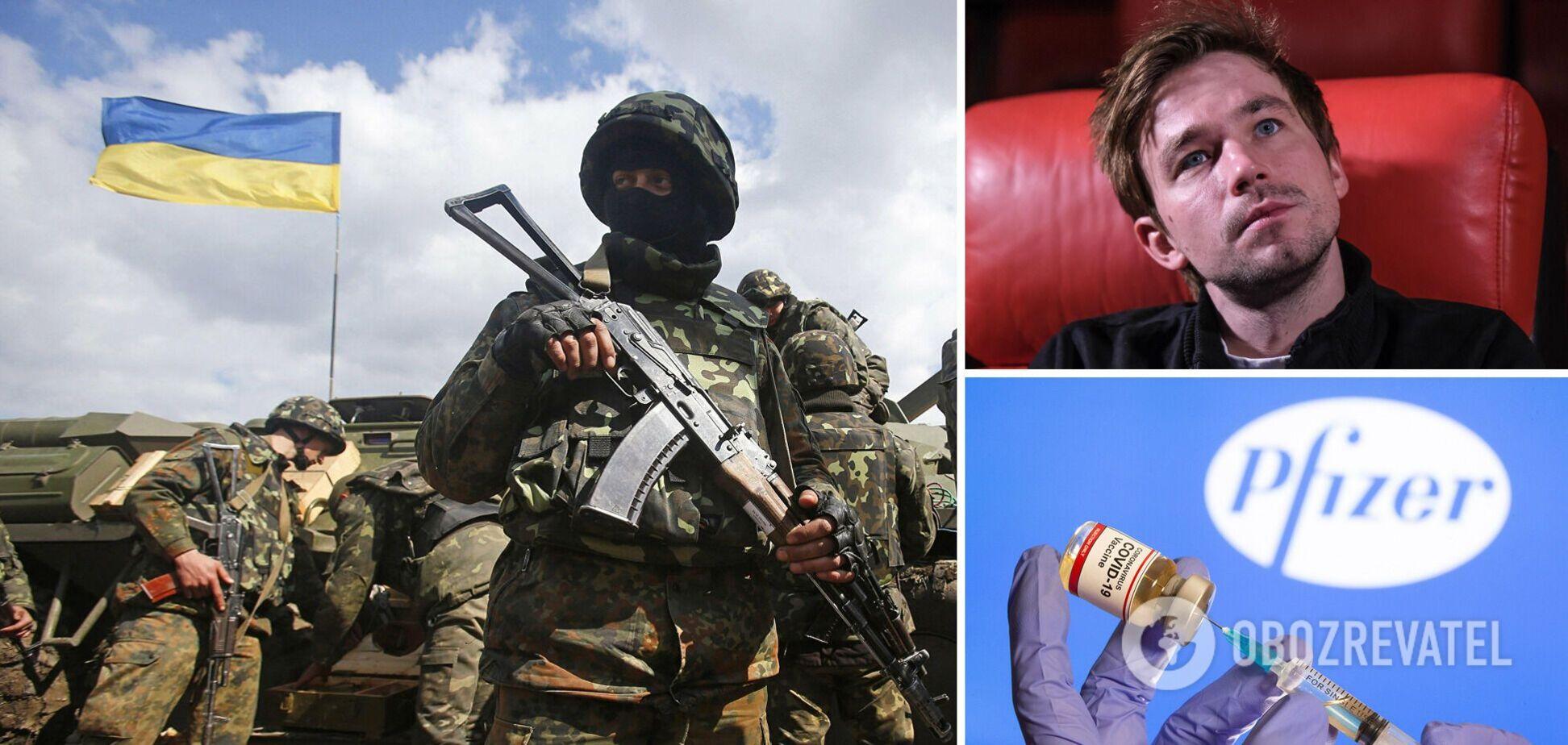 Новини України: на Донбасі знову є поранені, санкції загрожують ще 11 російським артистам